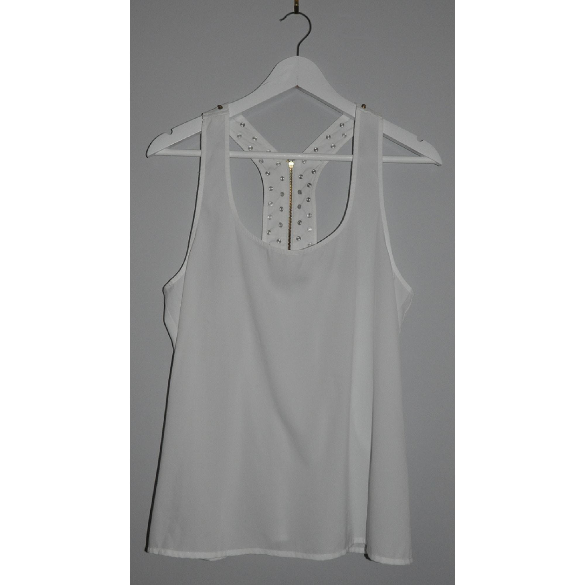 Top, tee-shirt JENNYFER Blanc, blanc cassé, écru