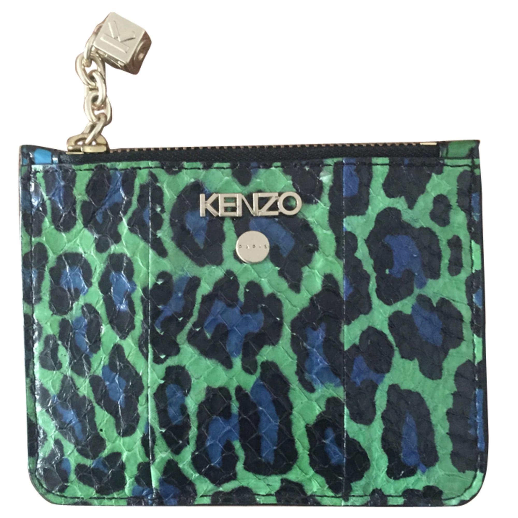 a67cafa2f340 Porte-monnaie KENZO imprimés animaliers vendu par Fashionfinds - 3992486