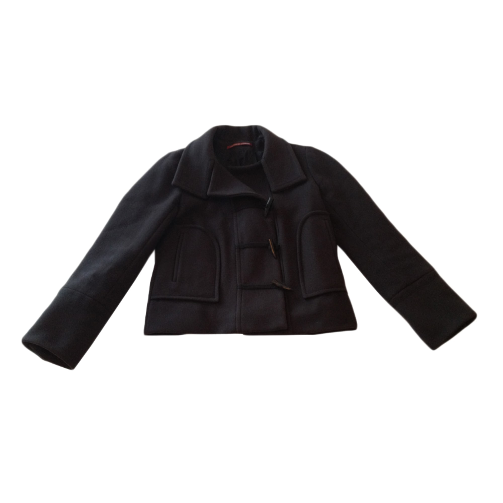 Paletot jacket comptoir des cotonniers 38 m t2 gray 4000482 - Comptoir des cotonniers rennes ...