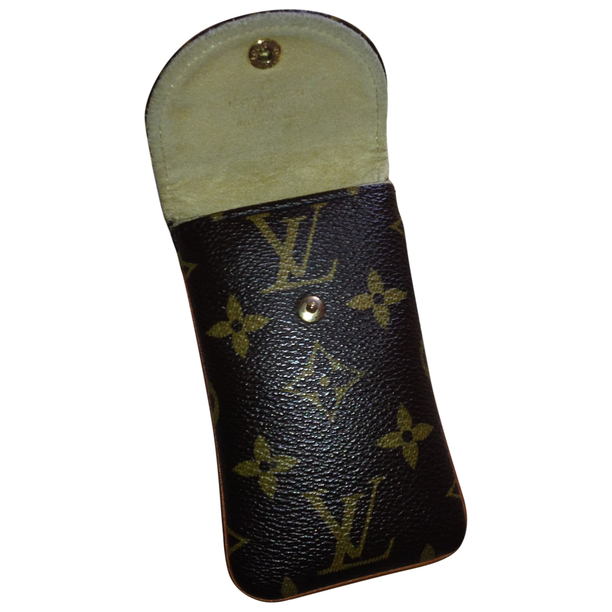 etui louis vuitton monogram 4000988. Black Bedroom Furniture Sets. Home Design Ideas