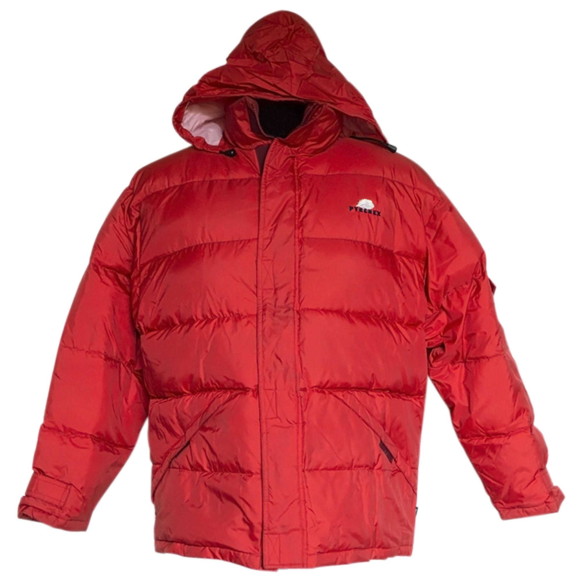 Doudoune PYRENEX 15-16 ans rouge vendu par Shopname655368 - 4001959 f3eea6d9fc5