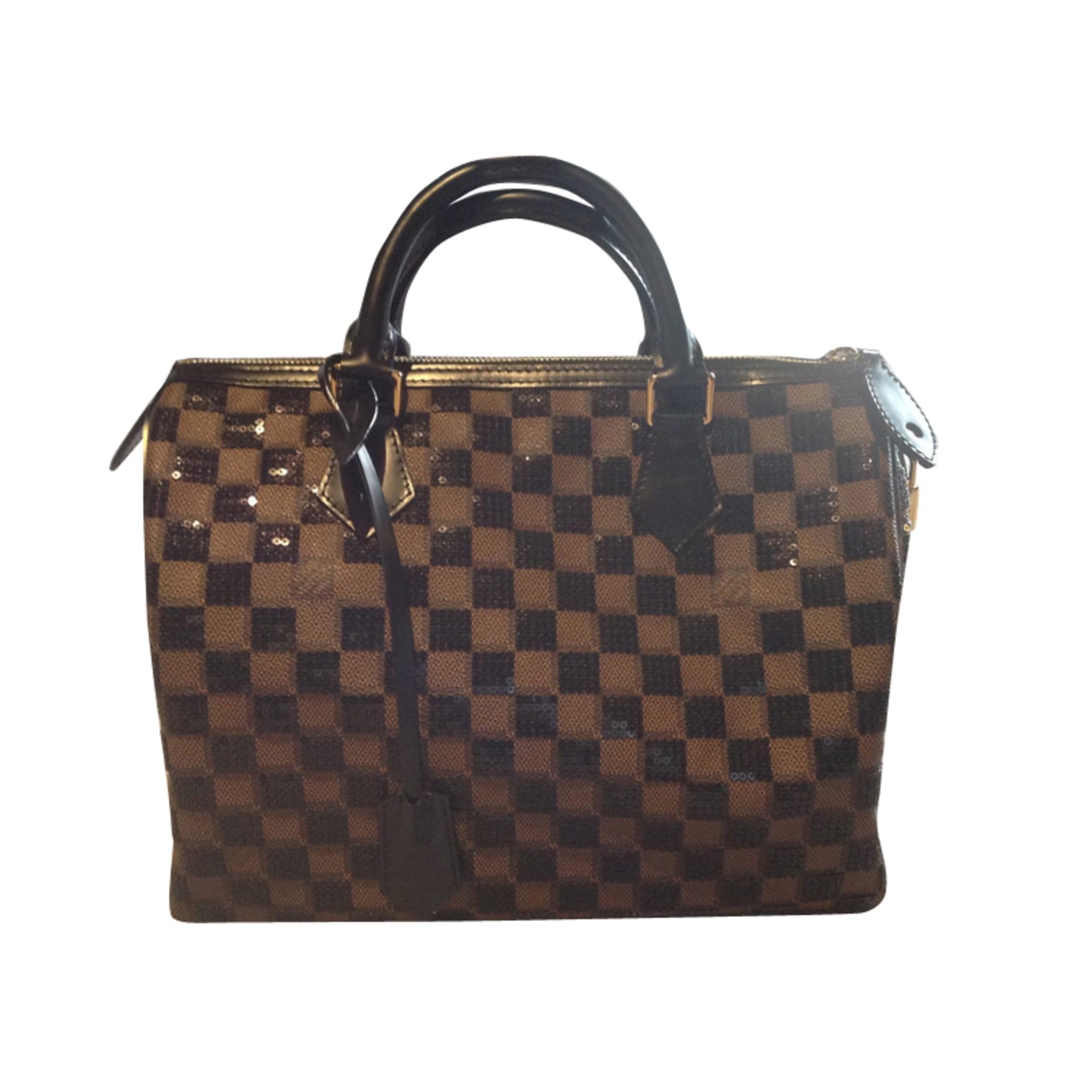 Louis Vuitton Handtasche : handtasche stoff louis vuitton speedy schwarz 4017246 ~ Watch28wear.com Haus und Dekorationen