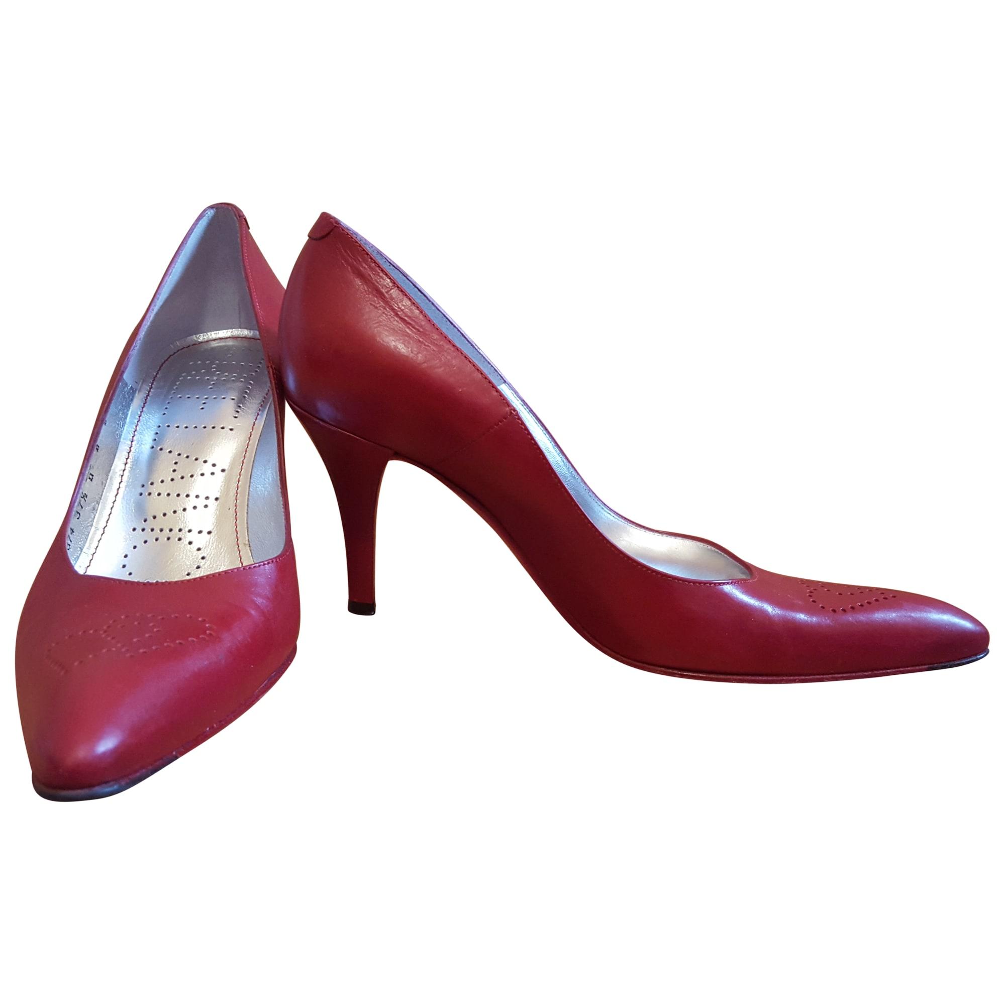 f4ffb83b808796 Escarpins FREE LANCE 37,5 rouge vendu par Charlotte 504504028 - 4040151