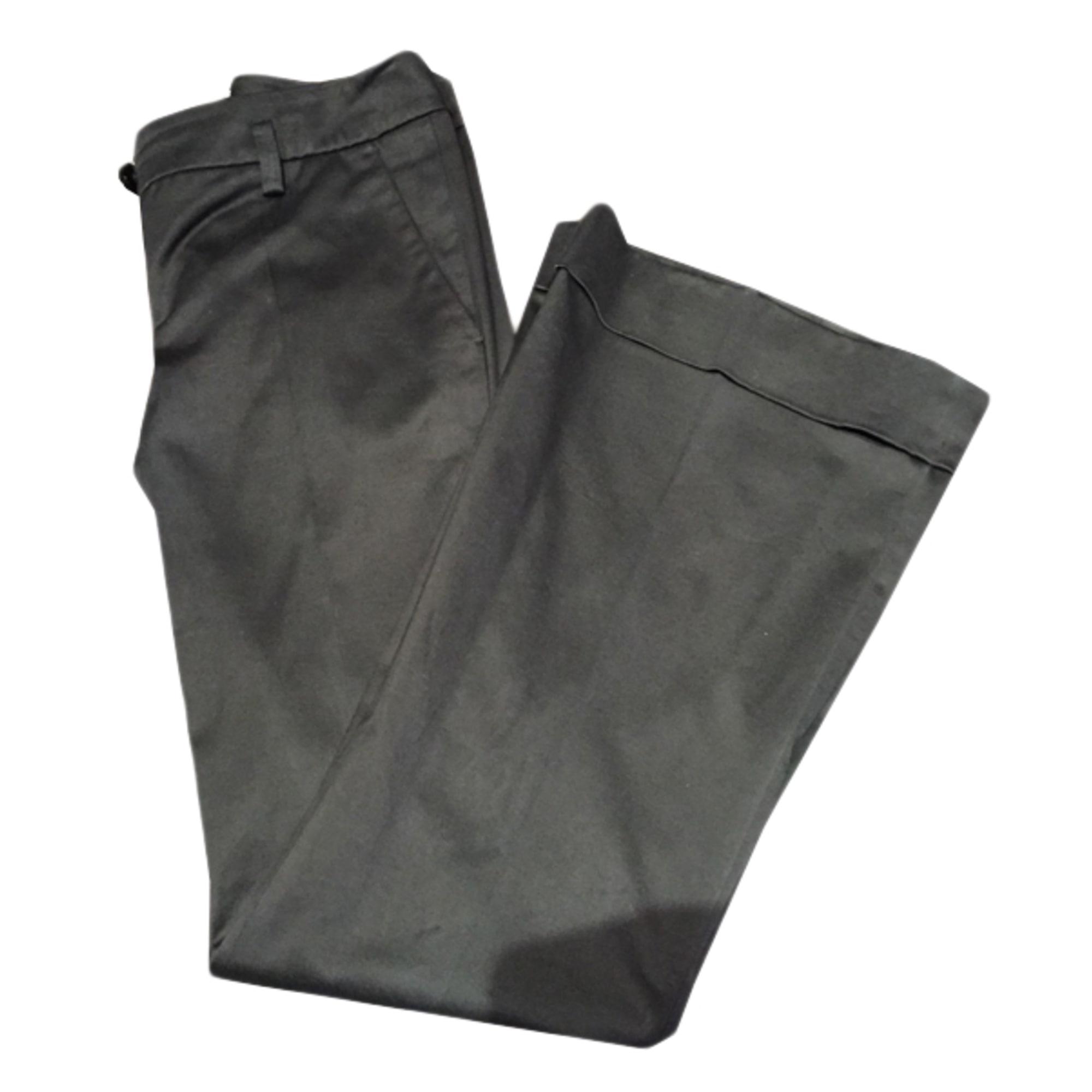 Pantalon large PINKO Noir