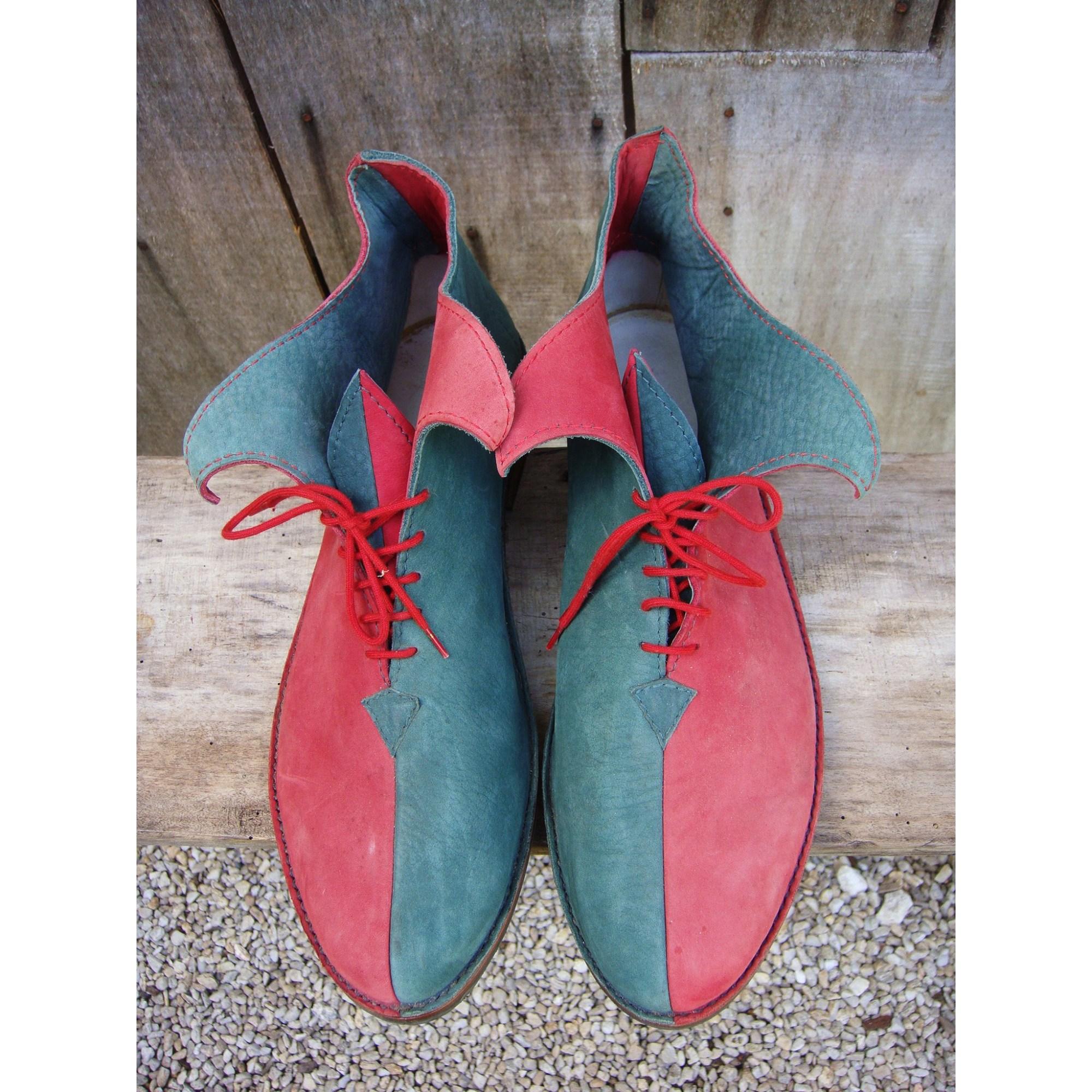 46 Chaussures Peaux Lacets 4116856 Lyon Art Multicouleur À OPvqwPHxX
