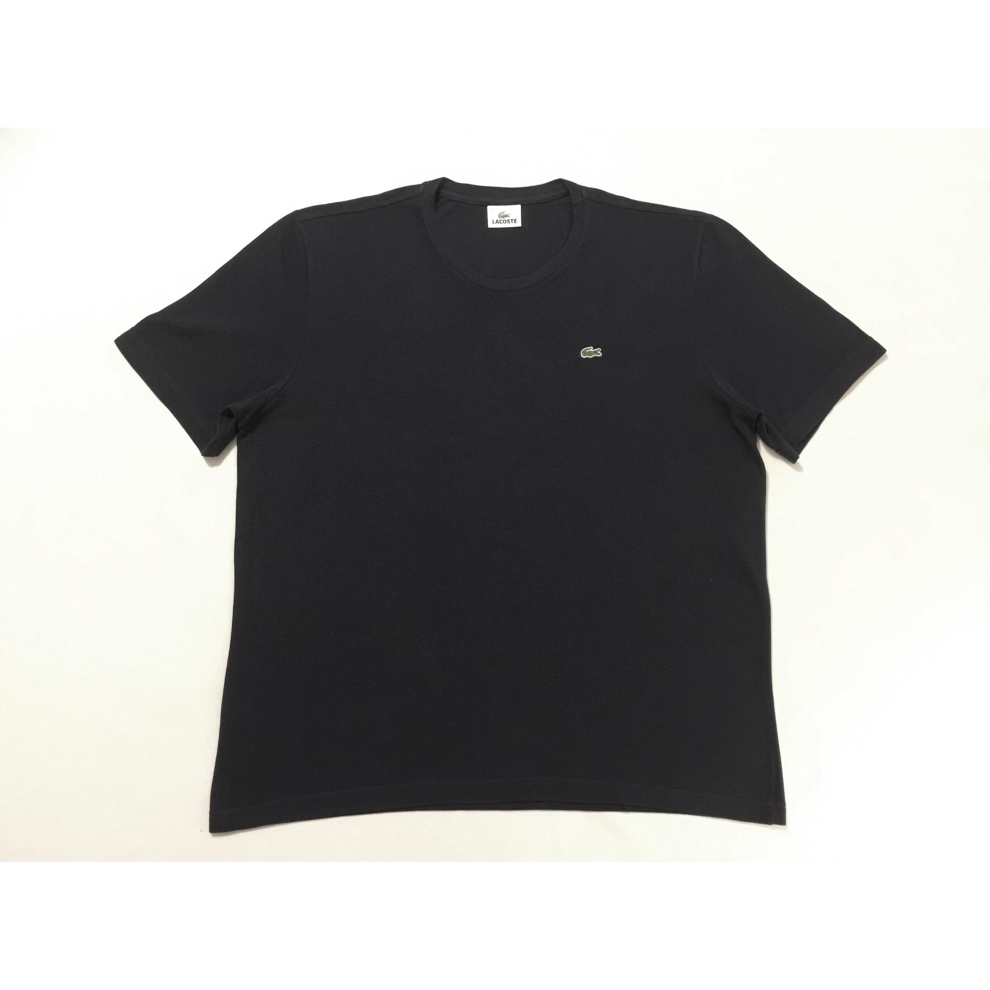 71b5644365 Tee-shirt LACOSTE 5 (XXL) bleu vendu par Jolielouise - 4142648