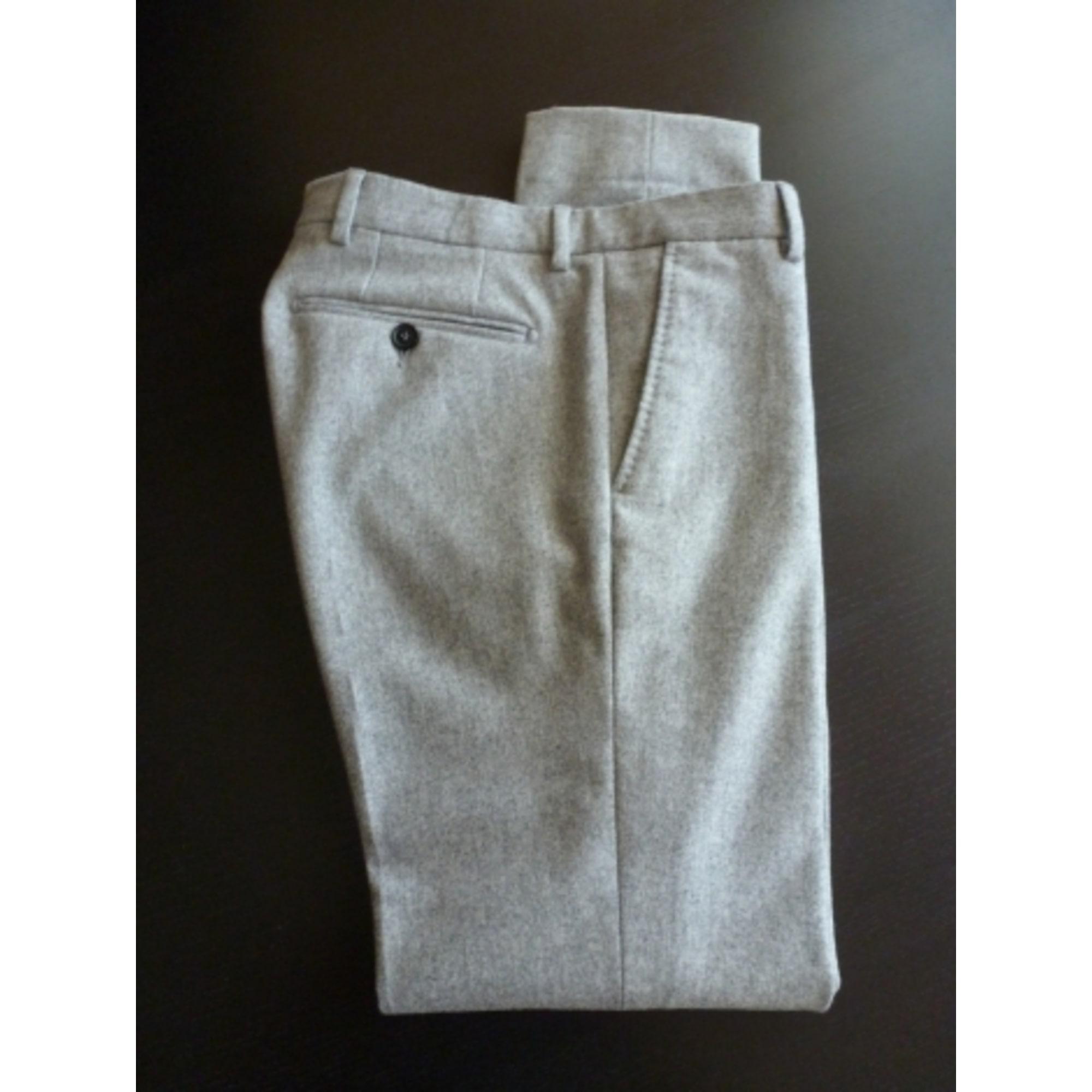 Pantalon slim BONNEGUEULE gris vendu par Jérémychb - 4187357 d3d5b9d4071