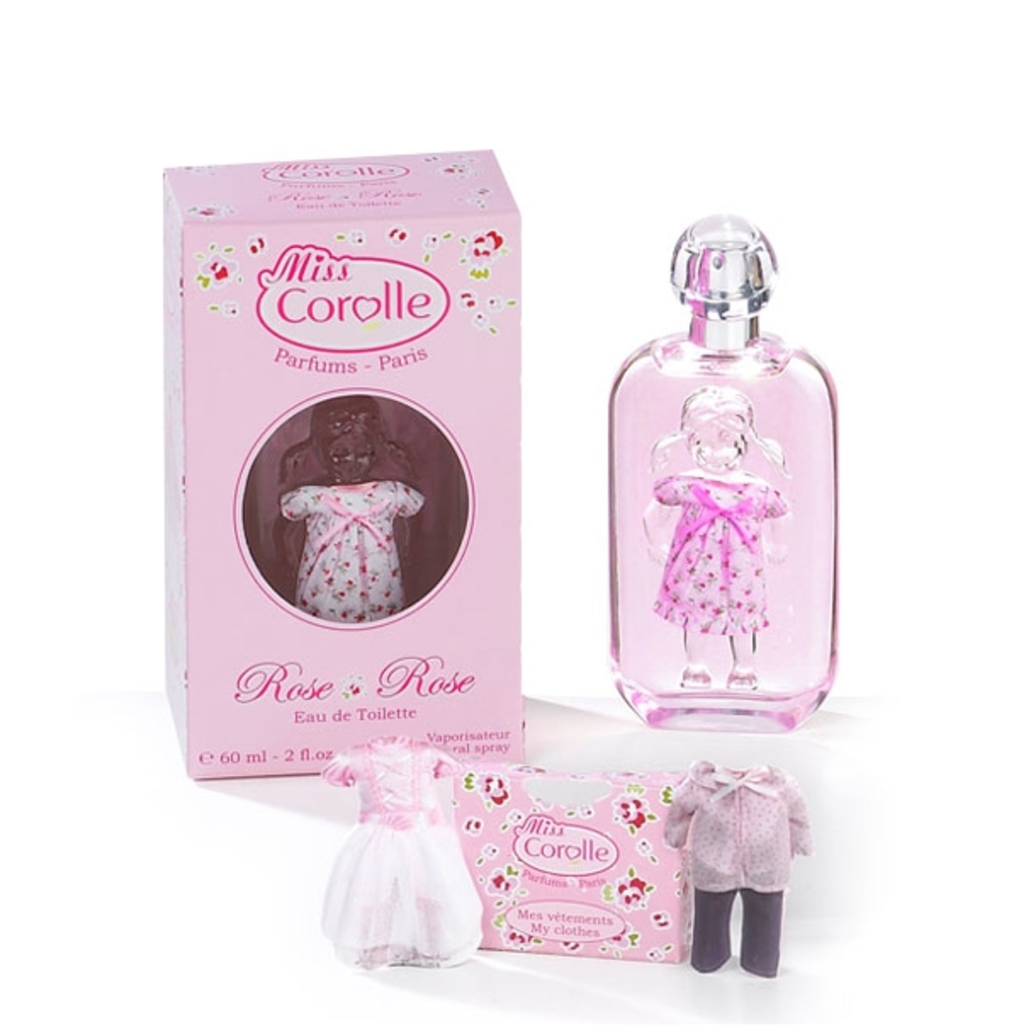 Parfum fille MISS COROLLE