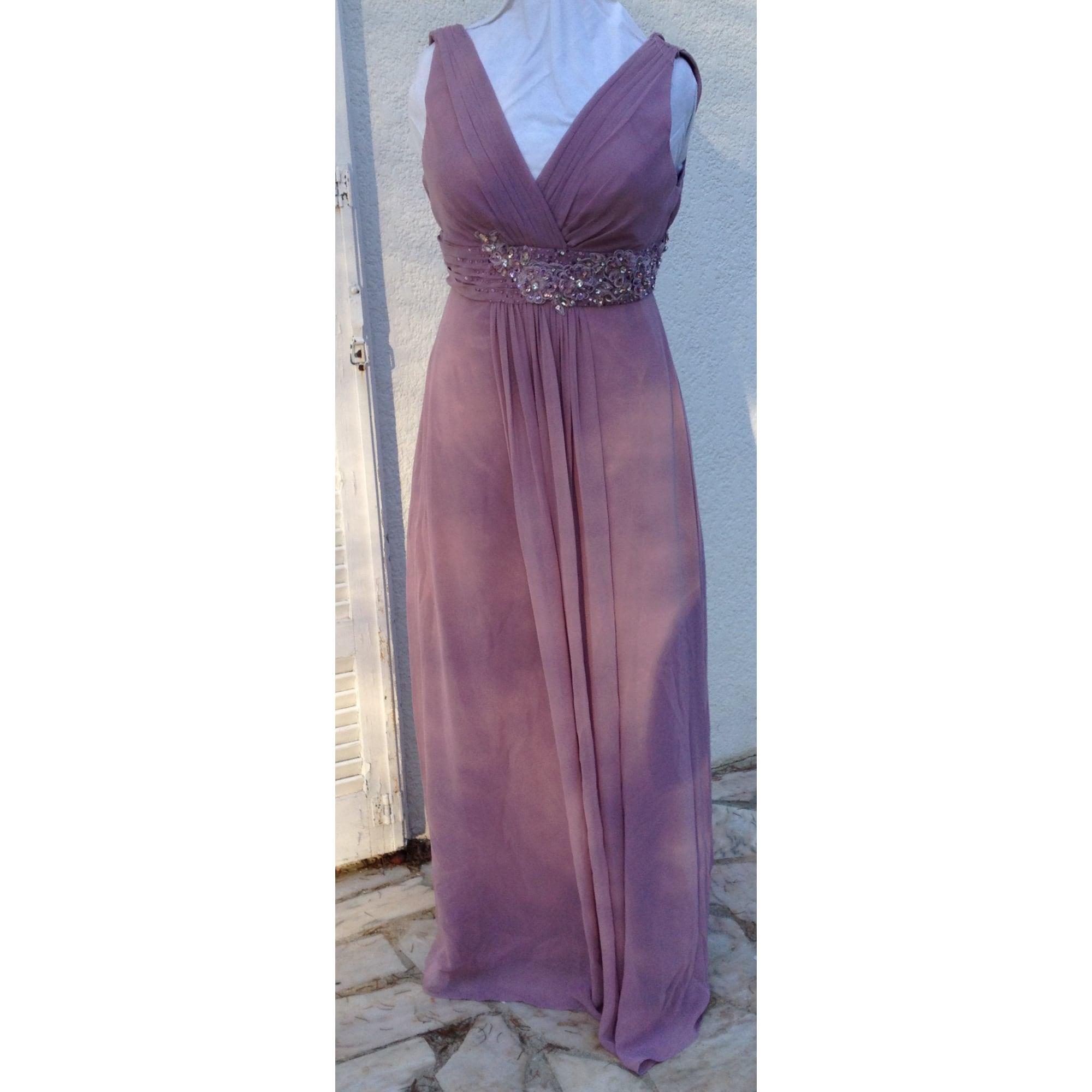 61ef92aa327 Robe longue LAUTINEL 44 (XL XXL