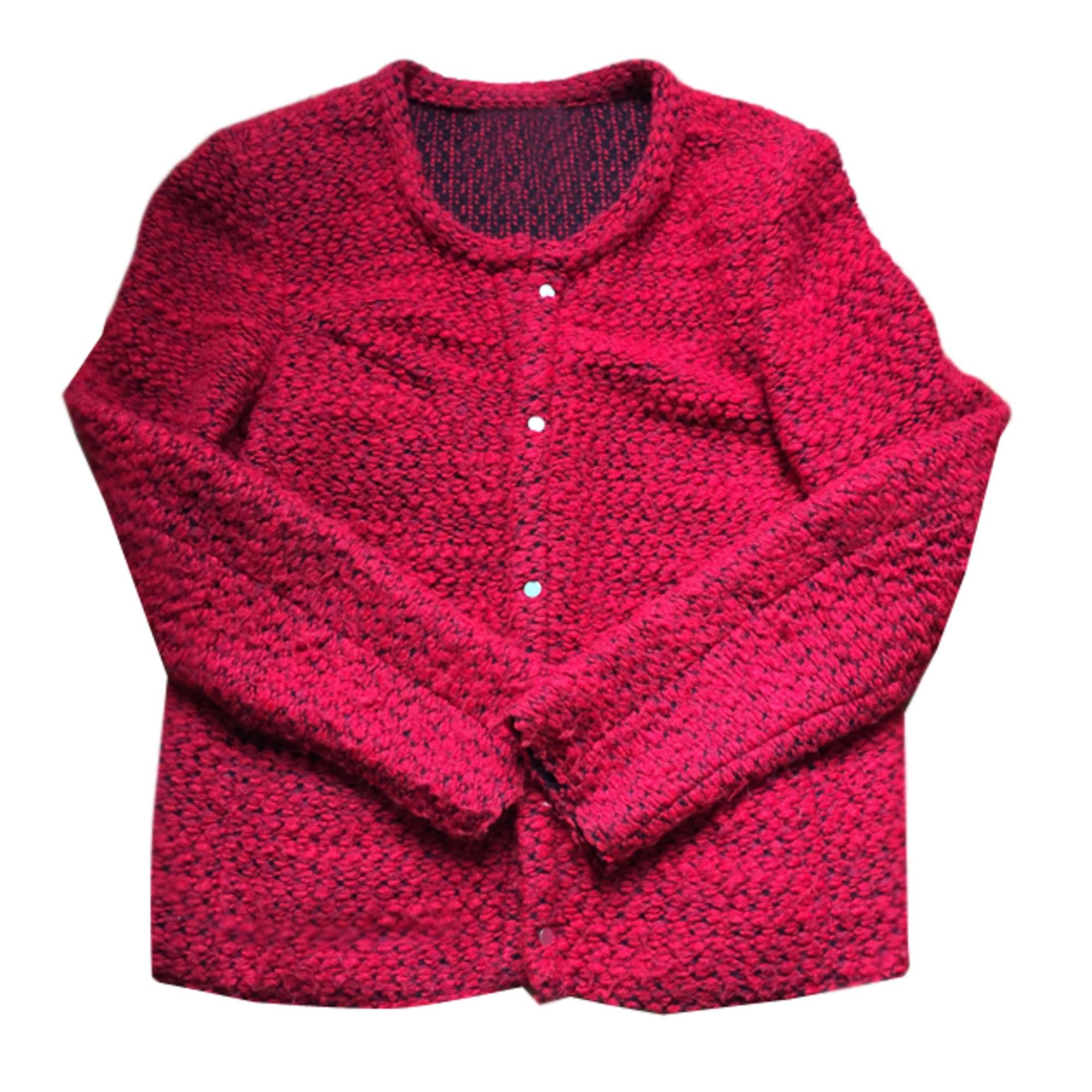 giacca iro 38 m t2 rosso vendu par le vide dressing de 4256364. Black Bedroom Furniture Sets. Home Design Ideas
