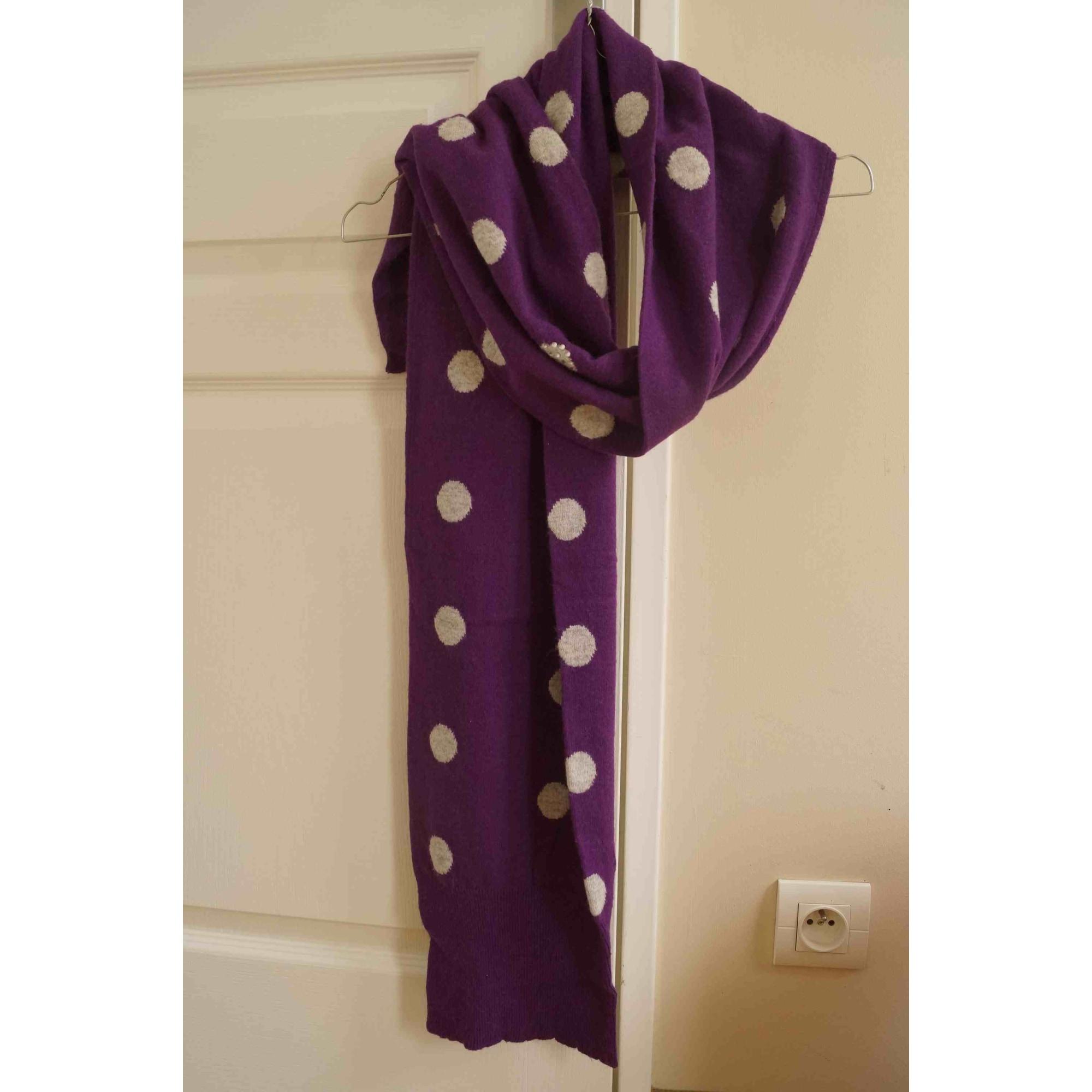 e0c46c73ec31 Echarpe 1.2.3 violet vendu par Orchidee184108 - 4268995