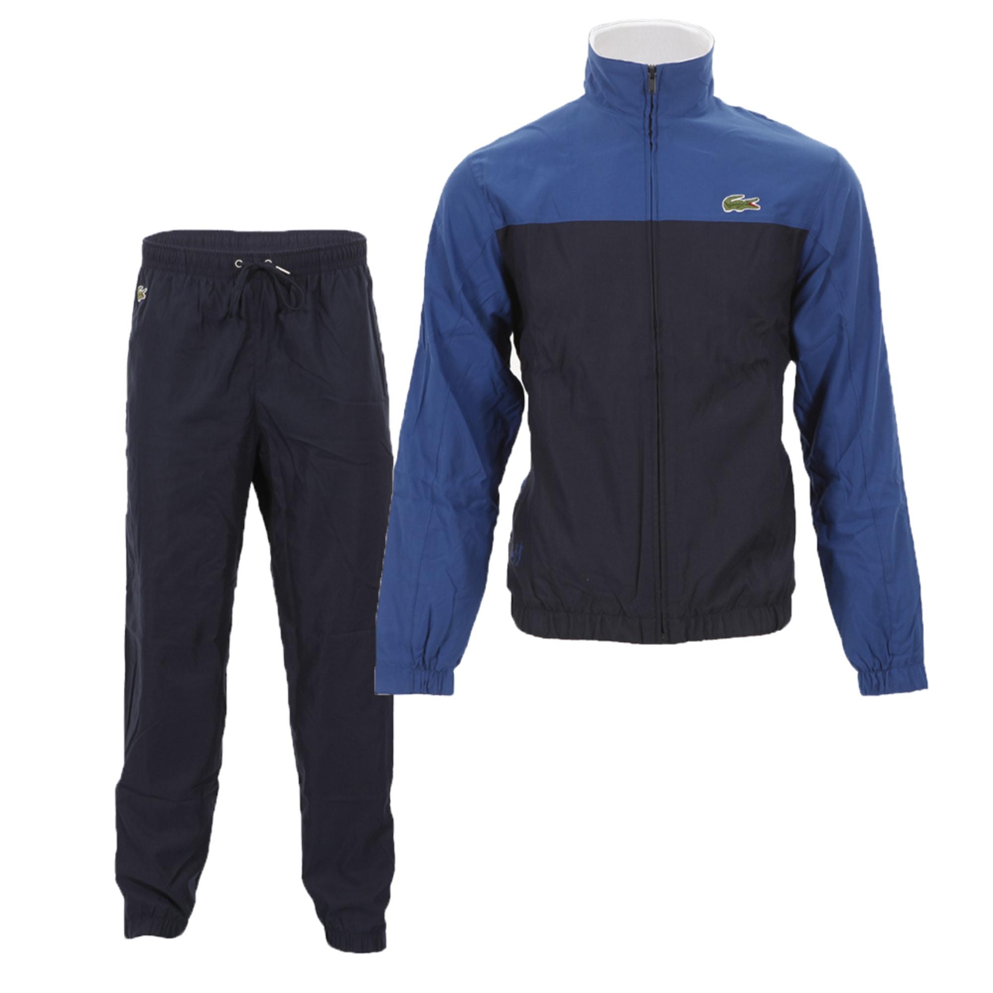 40f4a4d98b18 Ensemble jogging LACOSTE 44 (S) bleu vendu par Vidressing71100 - 4289052