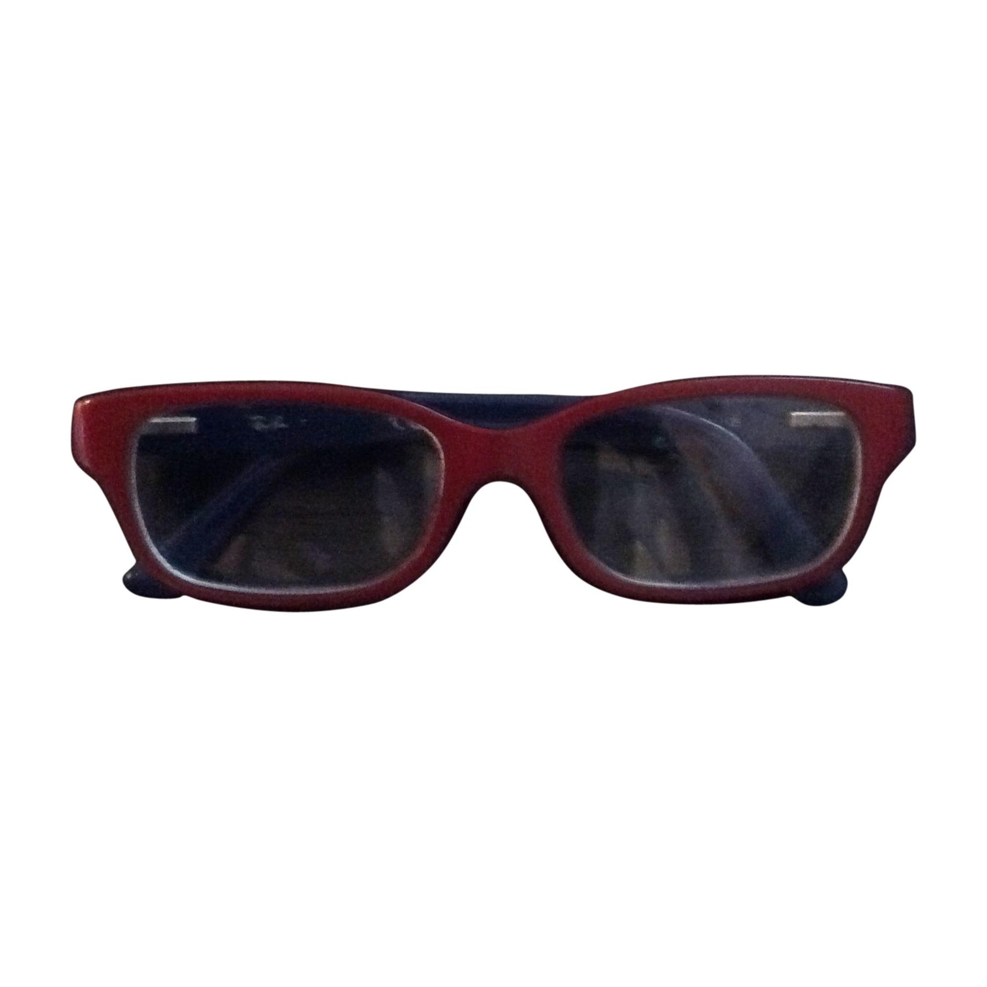 5478252df5985c Monture de lunettes RAY-BAN 9-10 ans rouge - 4305523