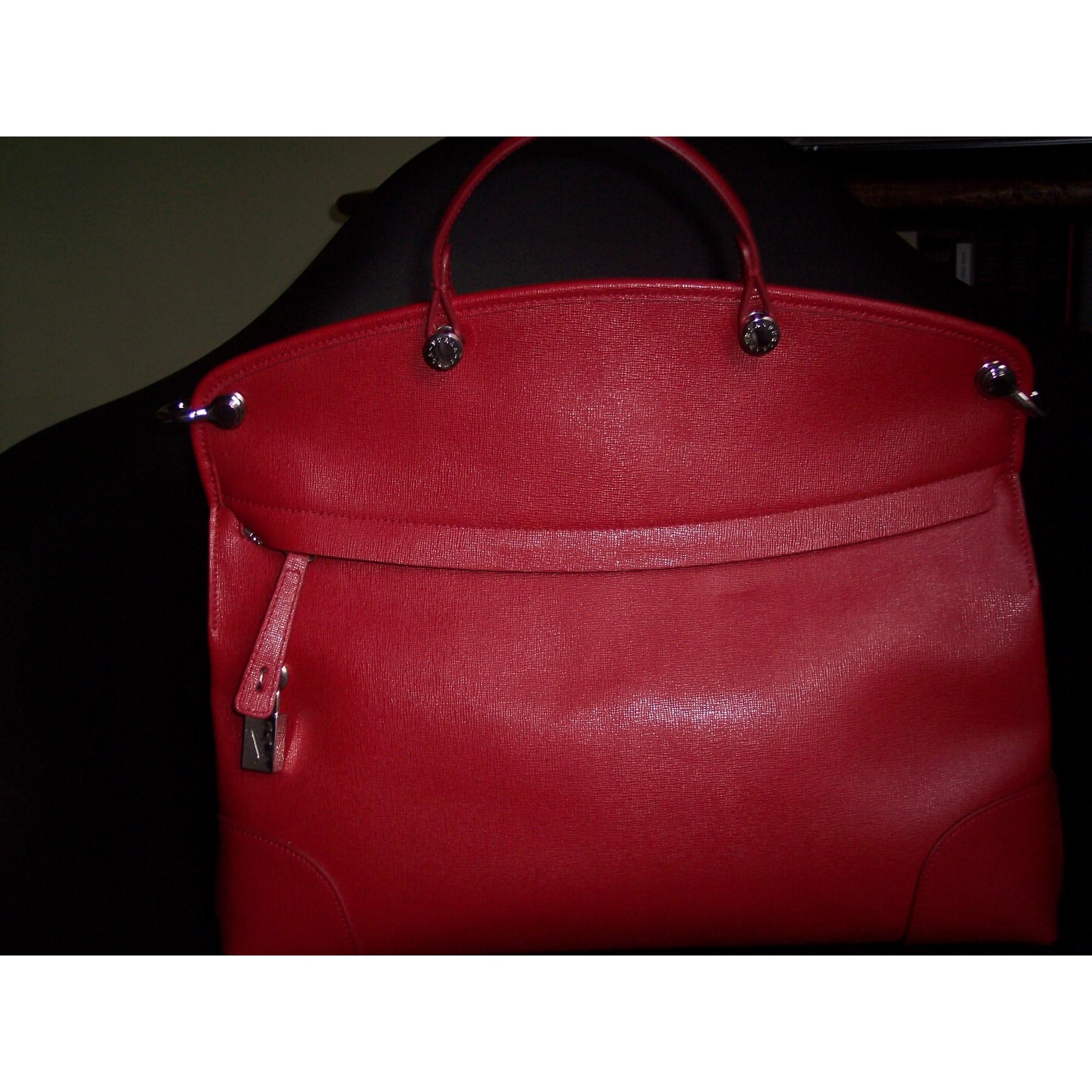 ad964fe18d Sac à main en cuir FURLA rouge vendu par Emmafore - 4356000