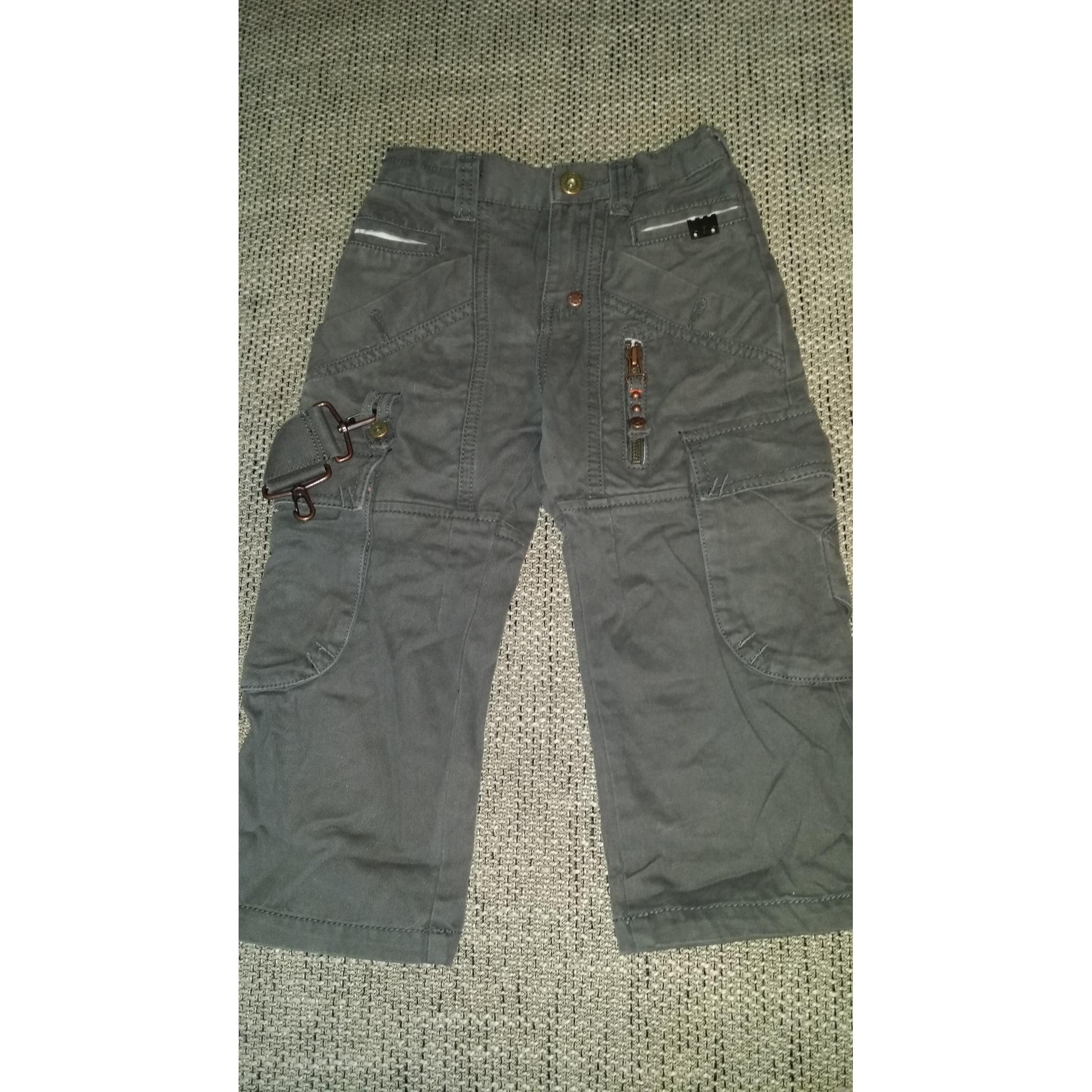Pantalon DKNY Gris, anthracite