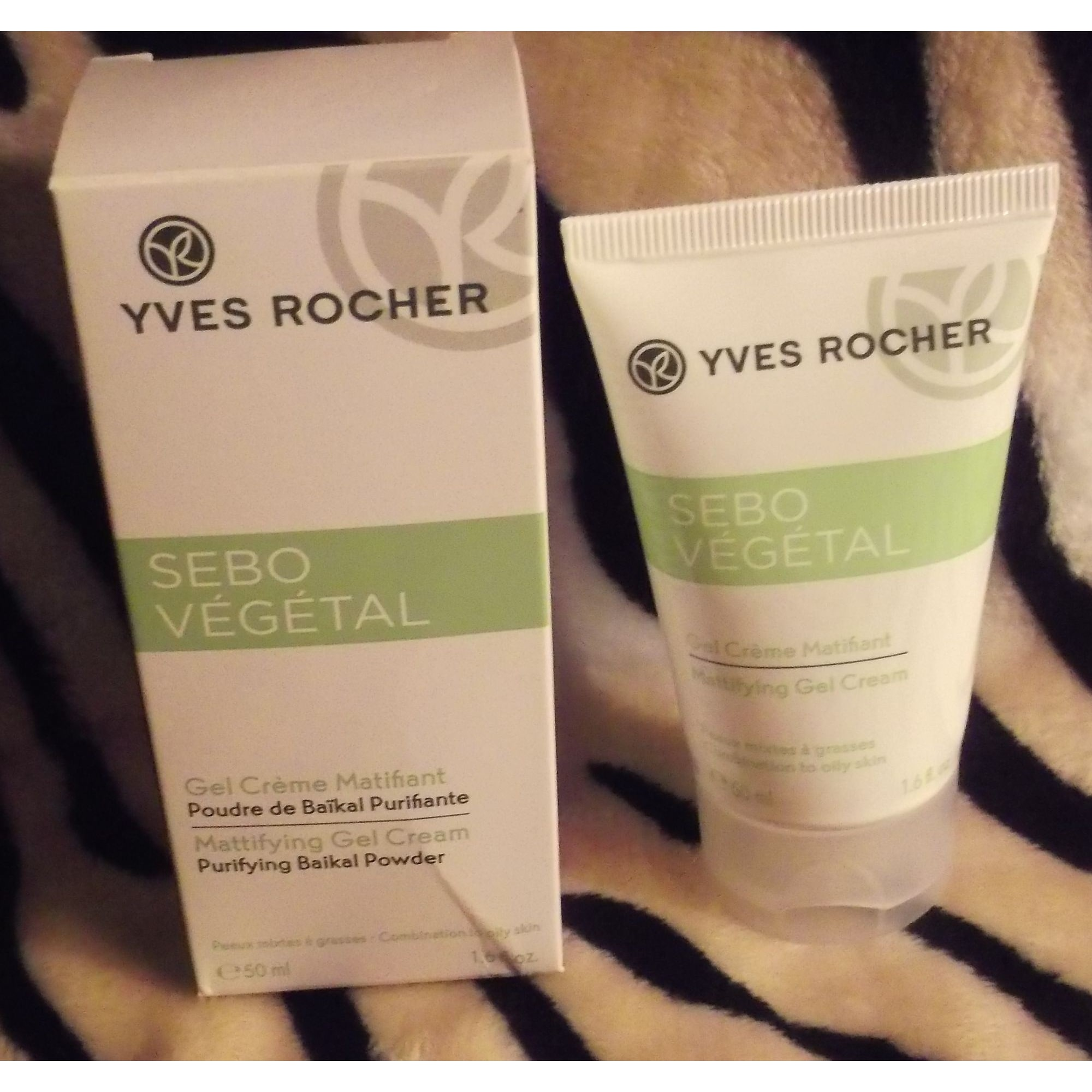 creme anti imperfection yves rocher