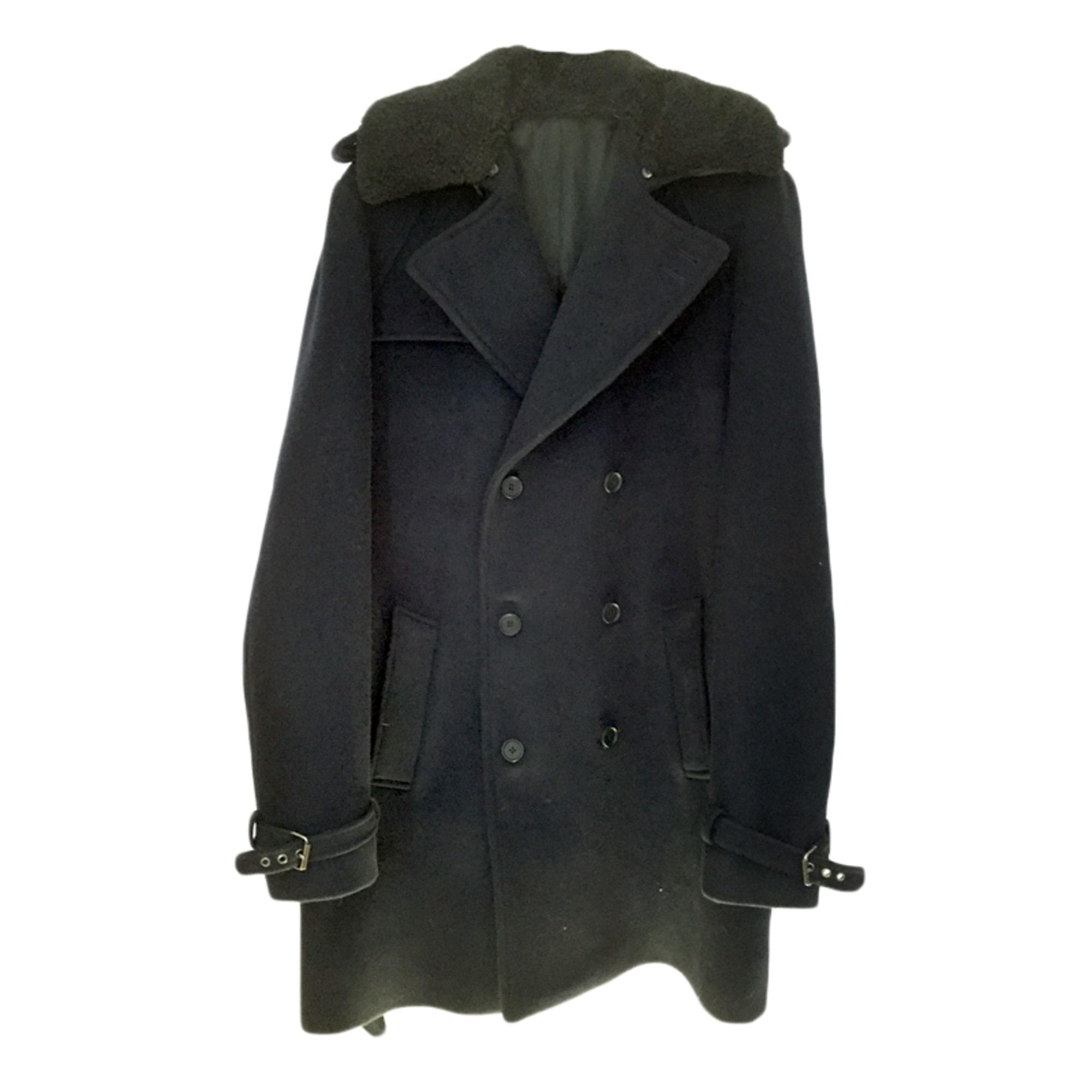 Manteau THE KOOPLES 50 (M) bleu vendu par Le vide dressing de flo ... 7fd7dbfc3d4