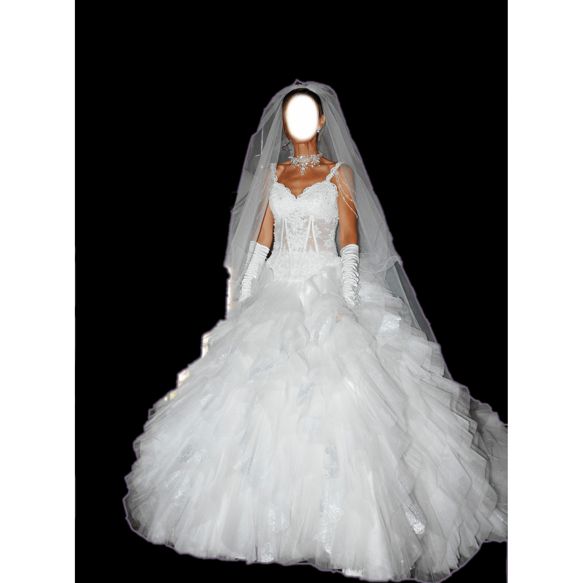 Wedding Dress Kelly Star White Off White Ecru