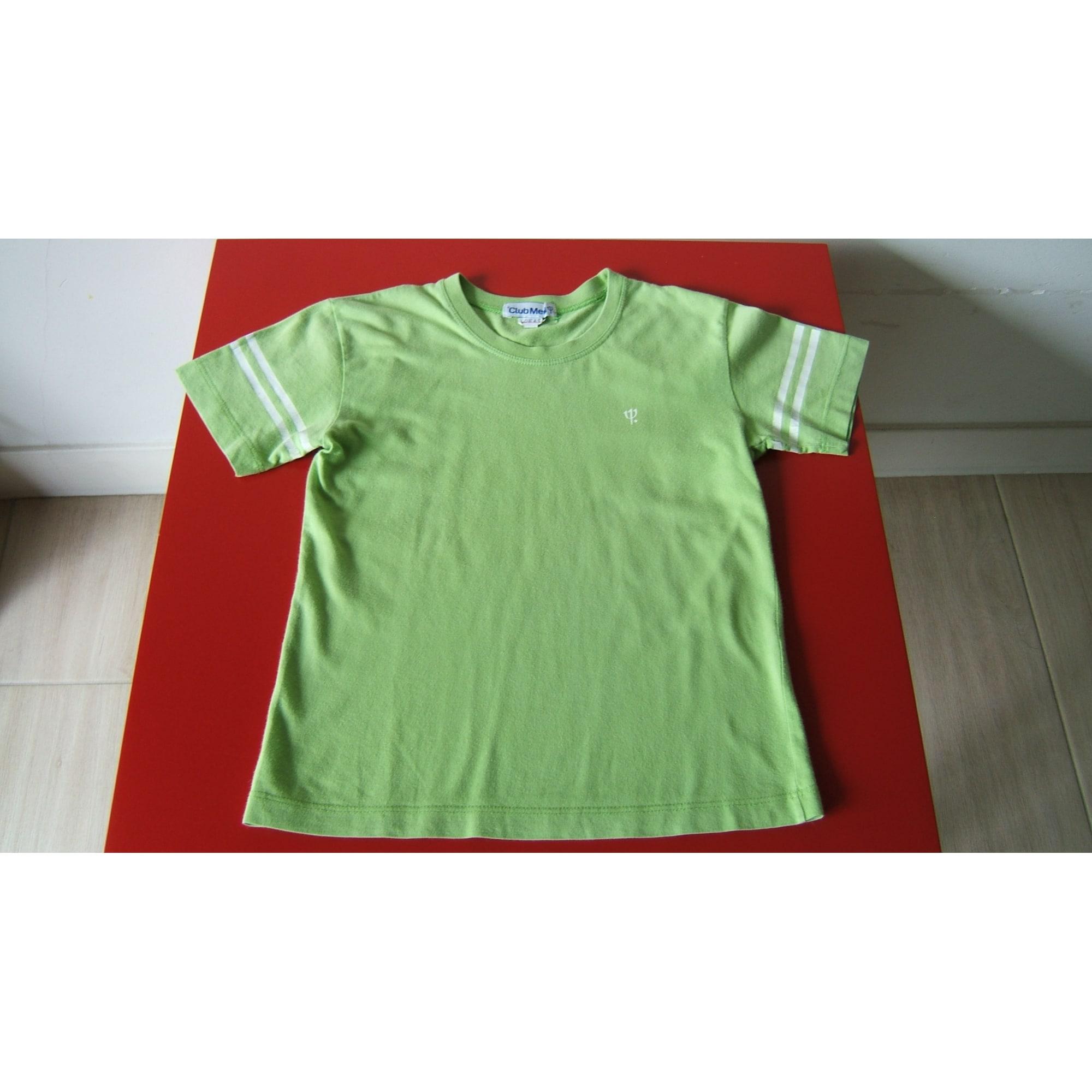 2f12548d8a6c Tee-shirt CLUB MED 5-6 ans vert - 4480293
