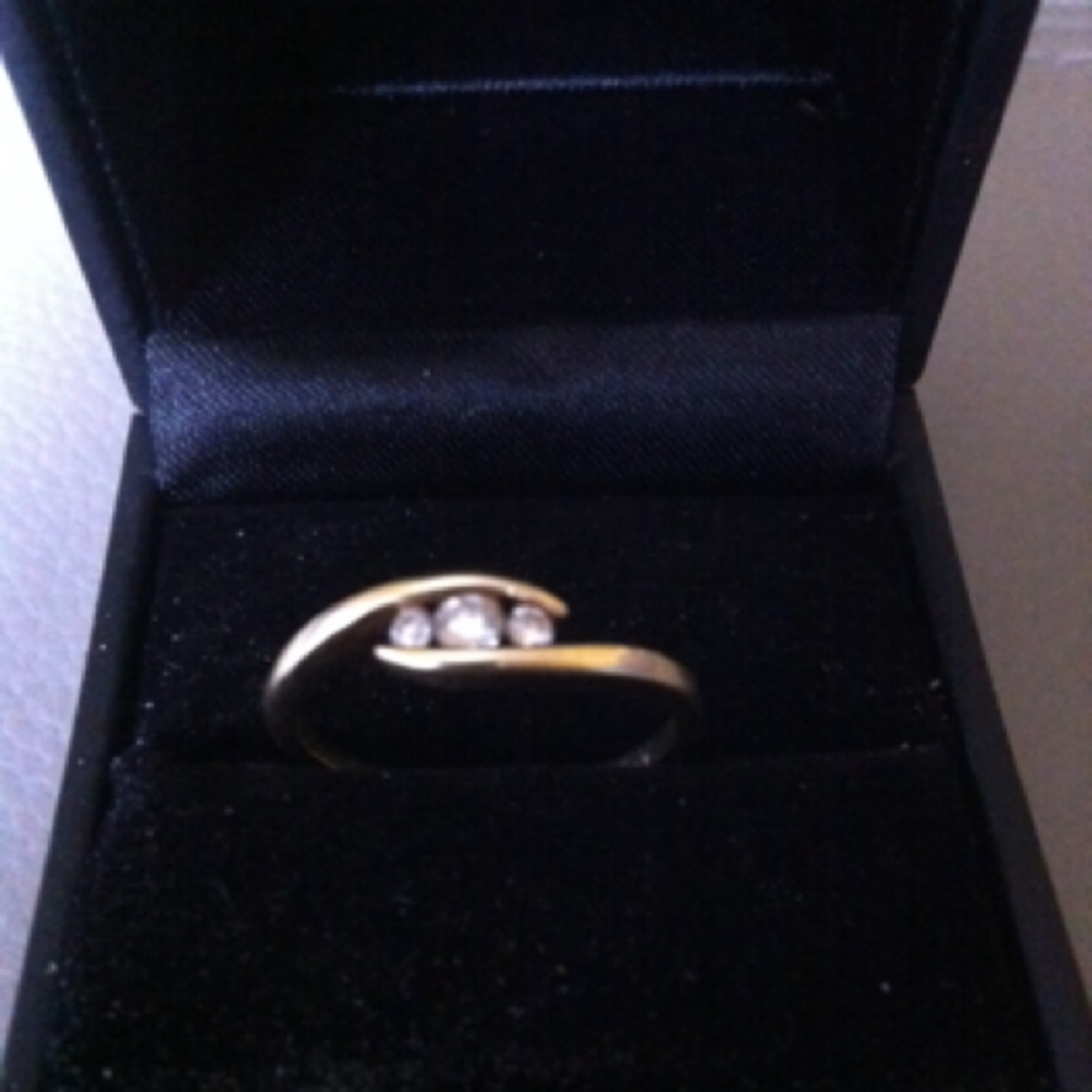 marc orian bague diamant