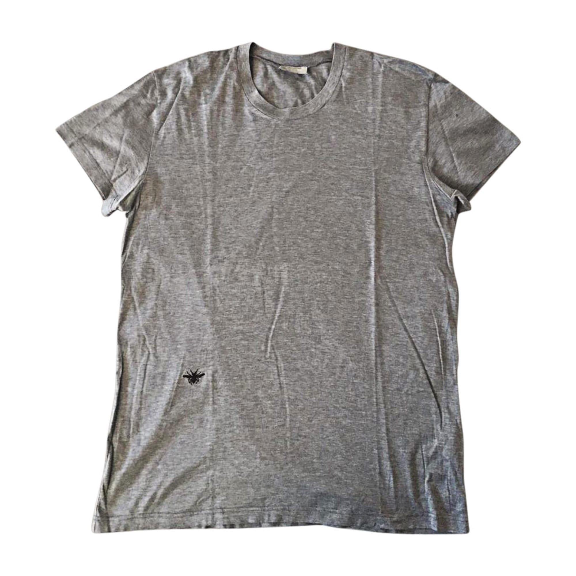43d286623dc Tee-shirt DIOR HOMME 2 (M) gris vendu par Natale523030 - 4485234