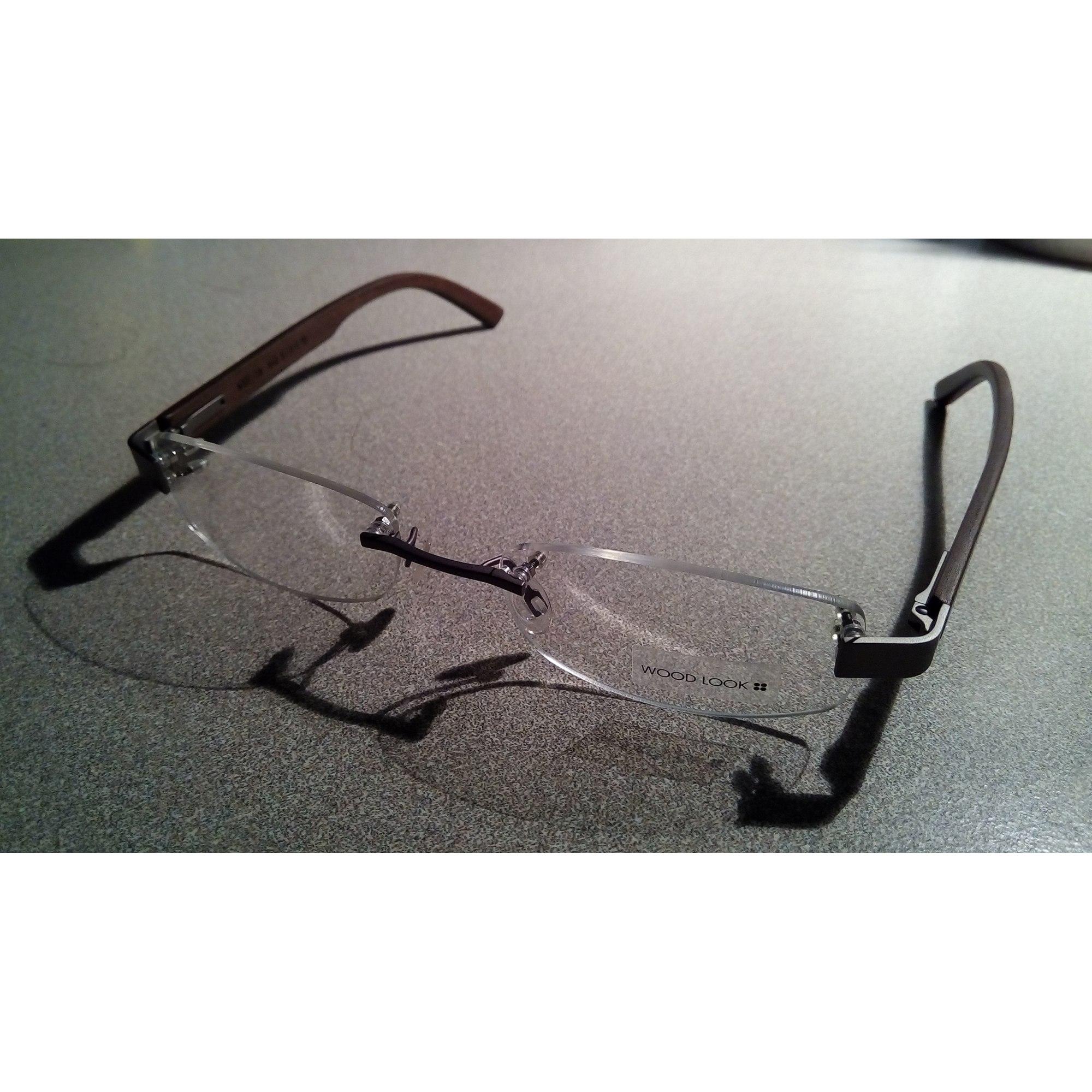 Monture de lunettes WOOD WOOD marron - 4501965 20fe33235475