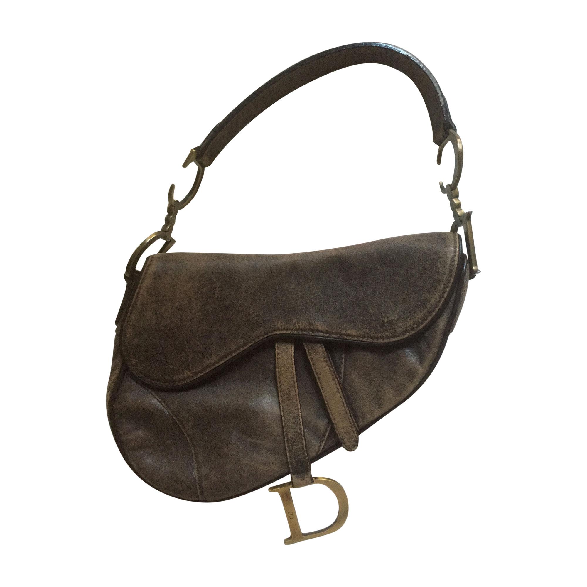 Sac à main en cuir DIOR marron vendu par Lady7164064 - 4510880 93ec962cfa7