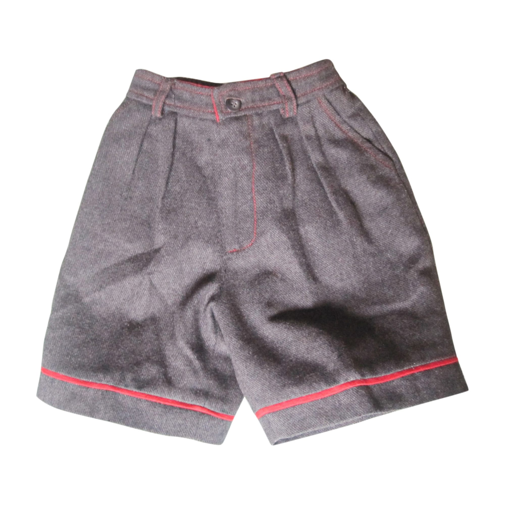 Bermuda Shorts BABY DIOR Gray, charcoal