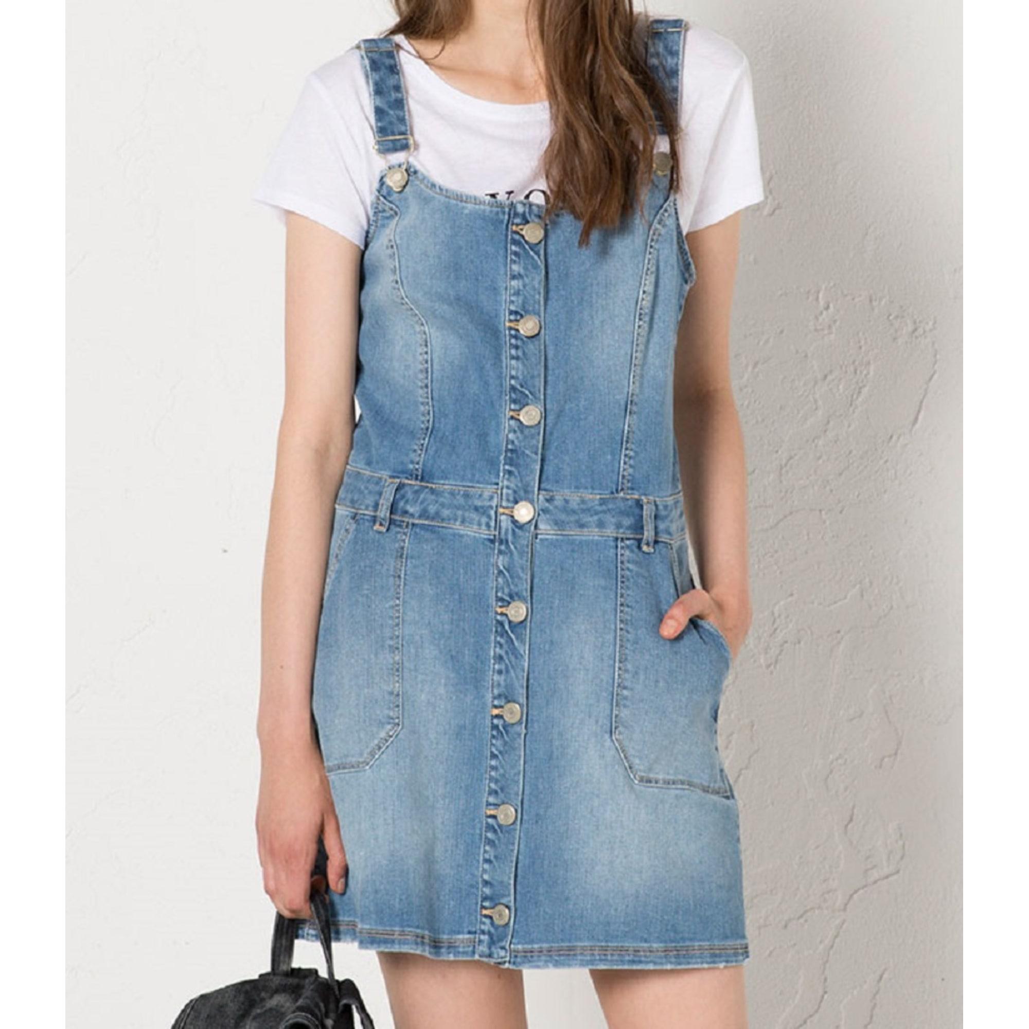 design de qualité vente en ligne super pas cher se compare à Salopette jupe