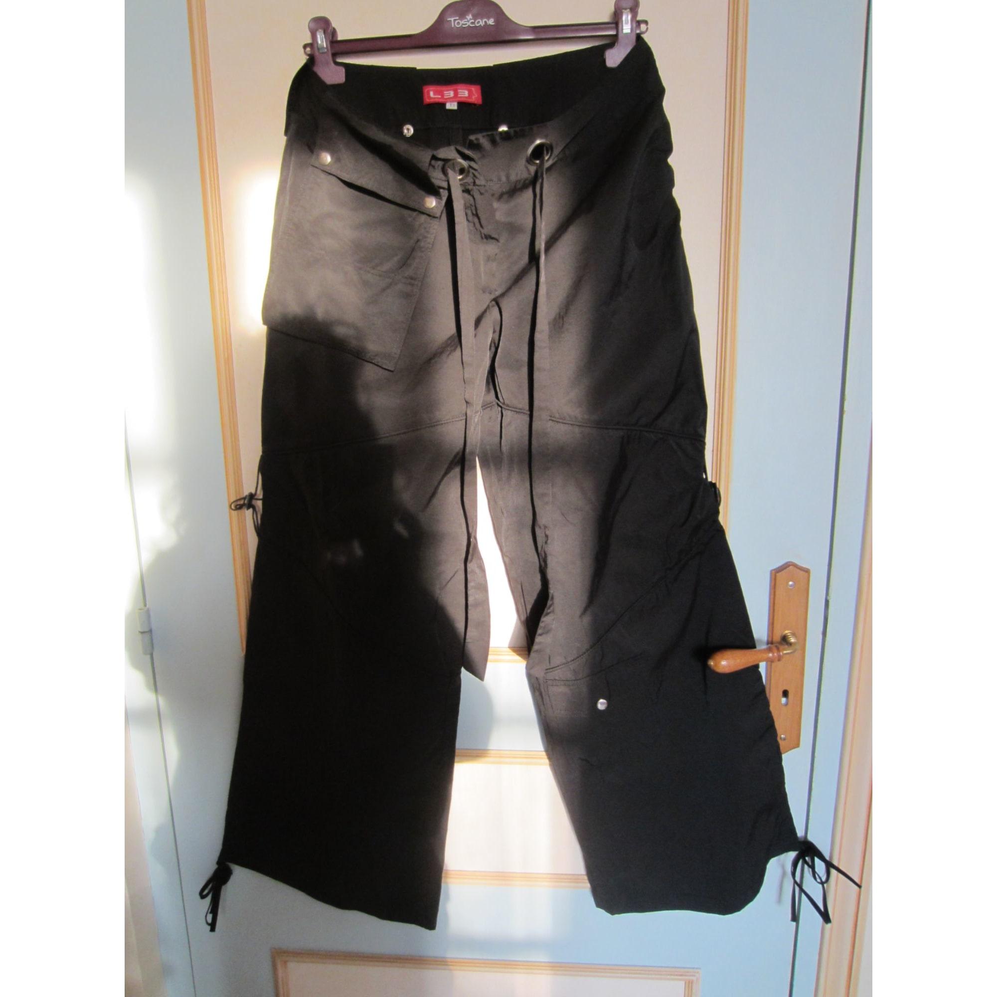 Pantalone Largo L33 40 L T3 Nero 4548049