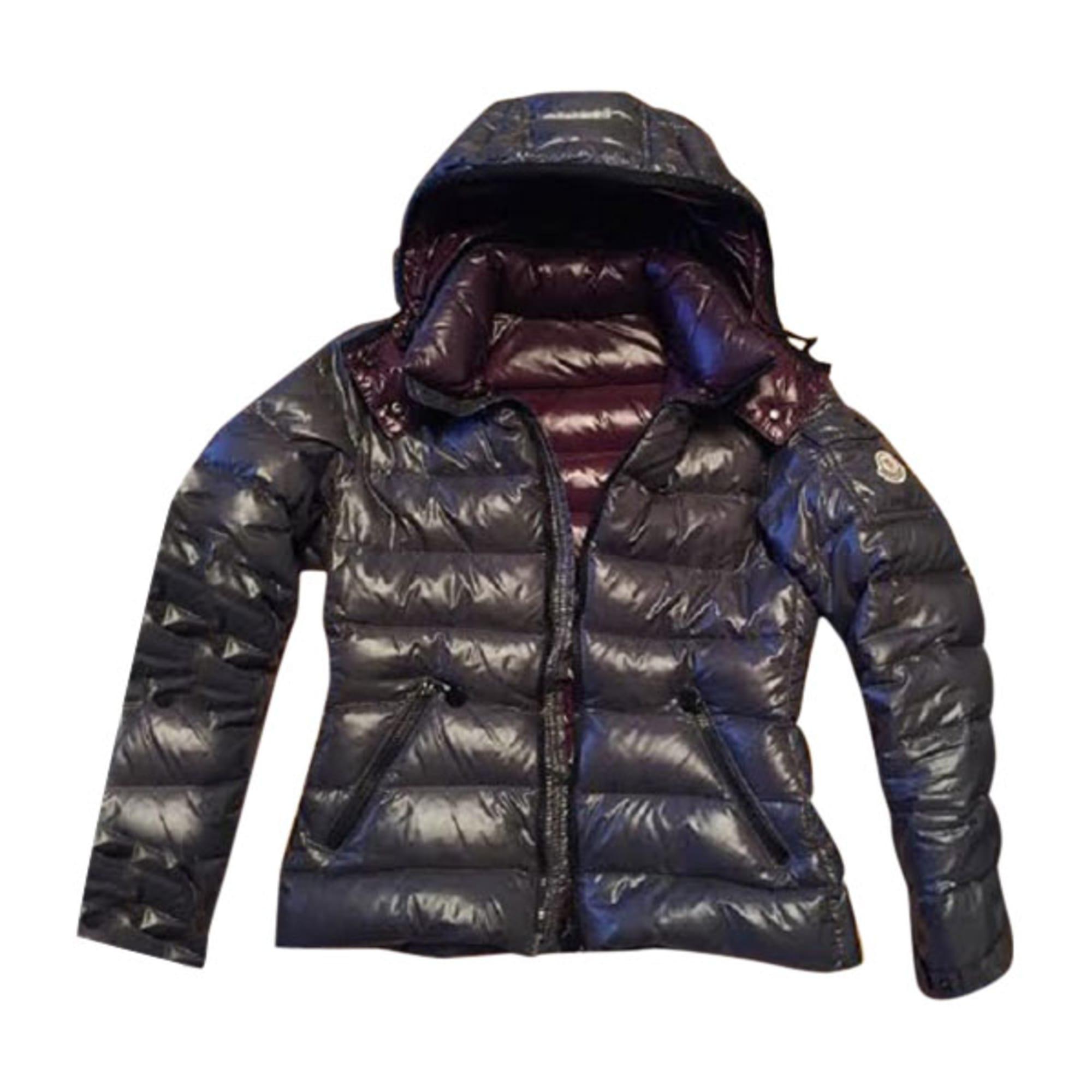 5ef3d82b0f8c Doudoune MONCLER 36 (S, T1) gris vendu par Stephanie 700536533 - 4551787