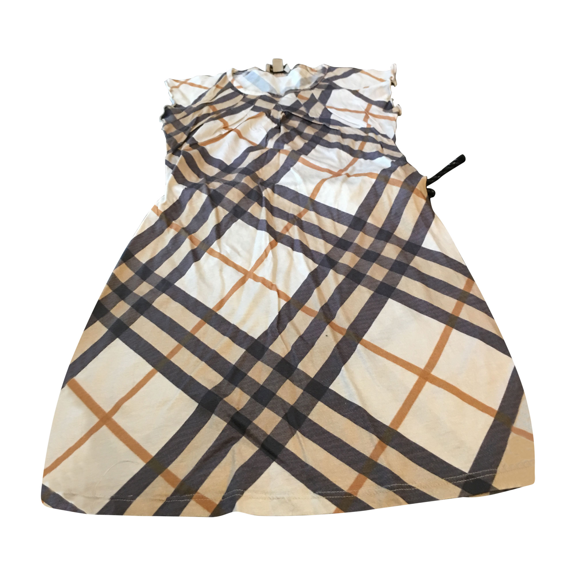 Robe BURBERRY 7-8 ans beige - 4584577