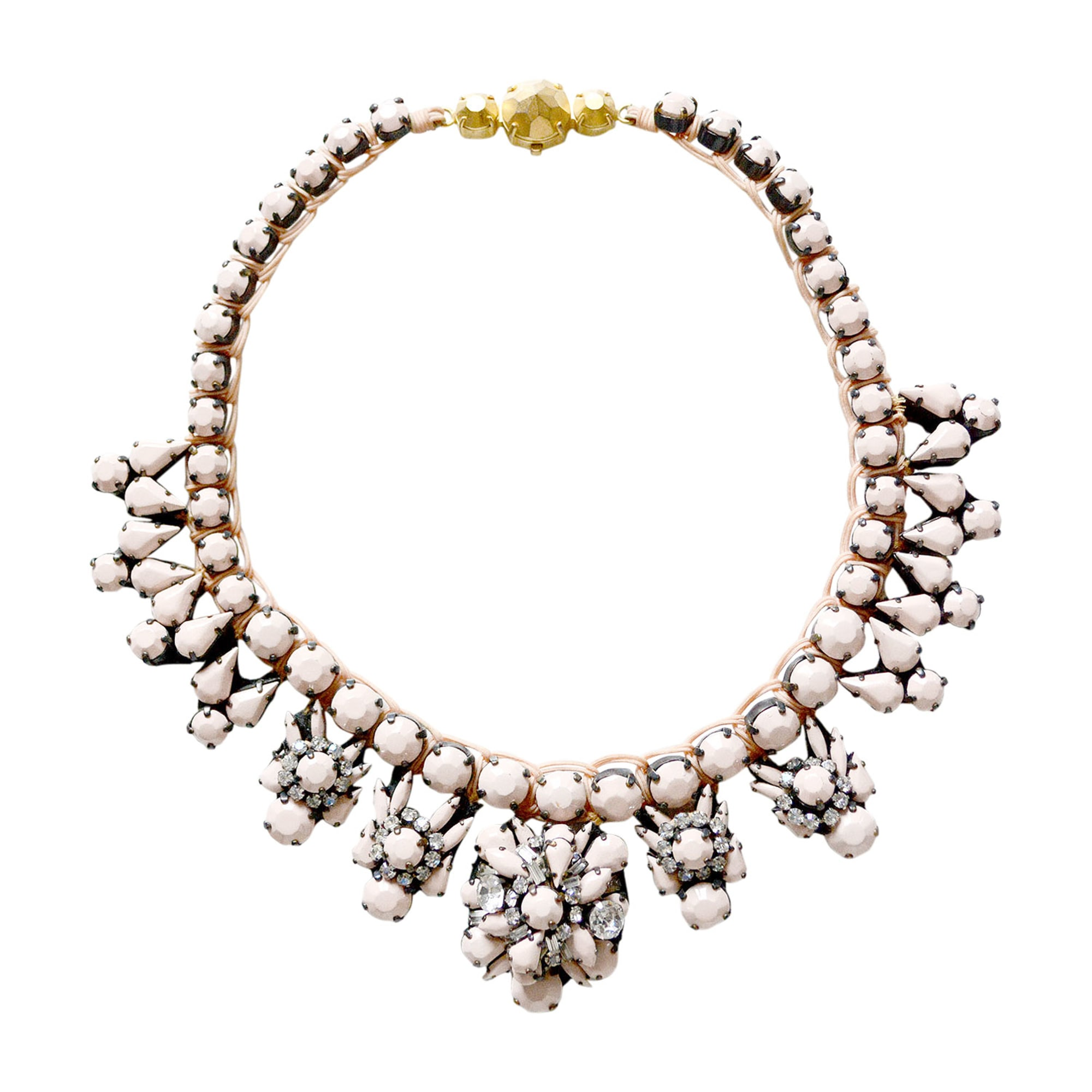 watch trend jewelry fix ikat shourouk necklace fab style flora fashion