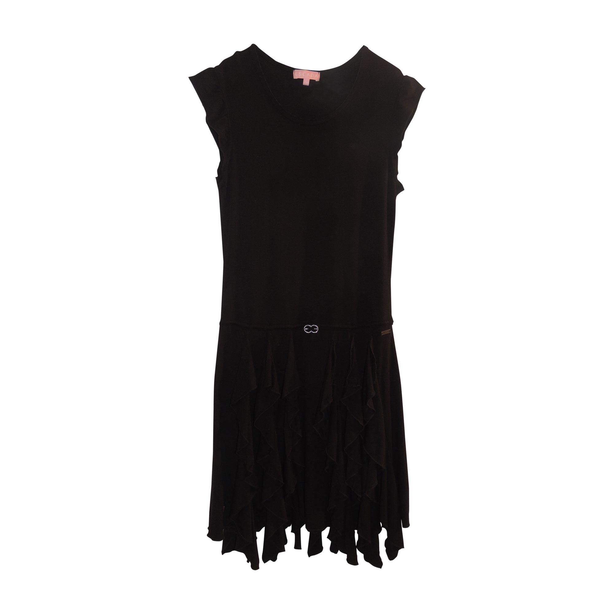 Robe ESCADA Noir
