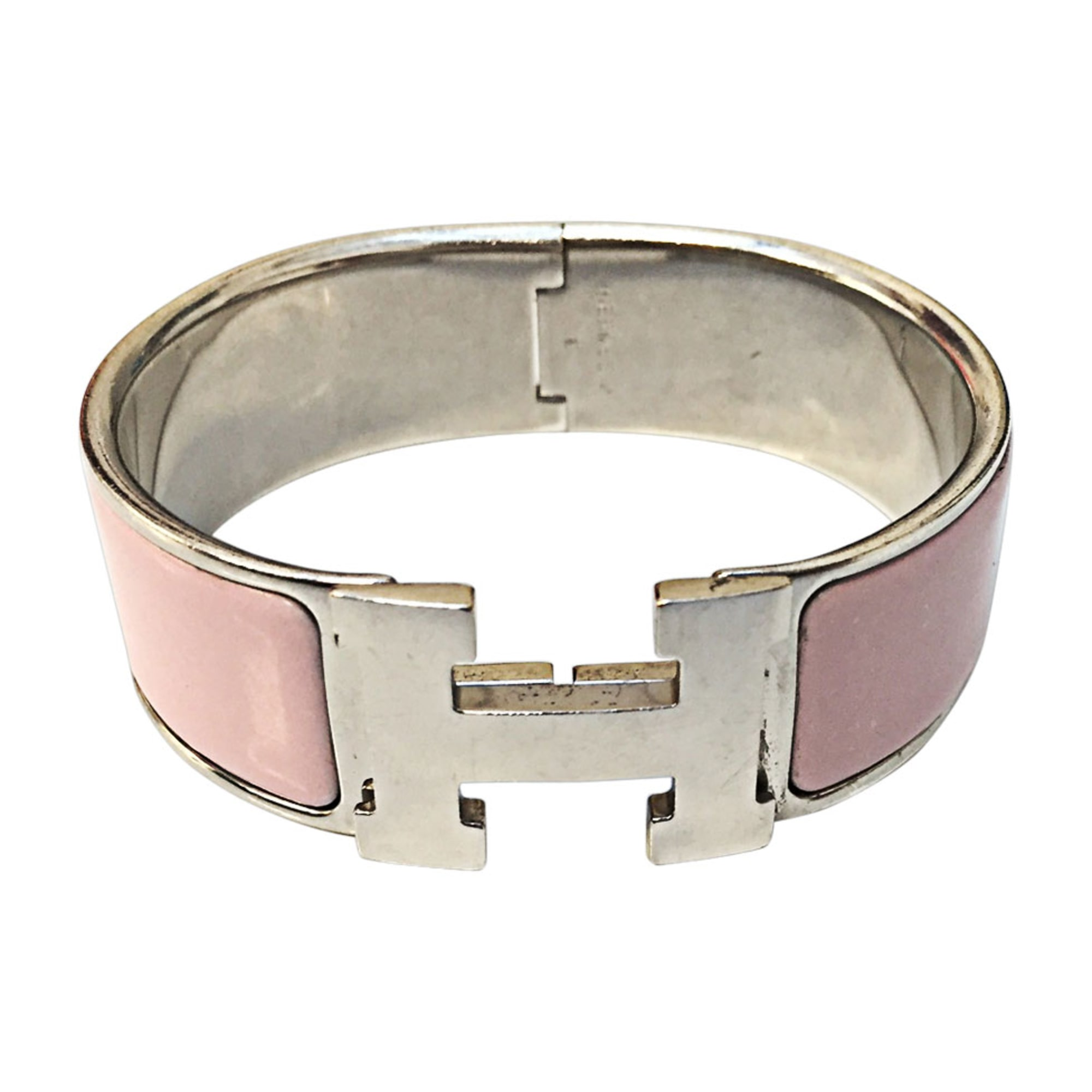 ac4dc11a6e17 Bracelet HERMÈS clic h rose vendu par Matthieu1009 - 4614169