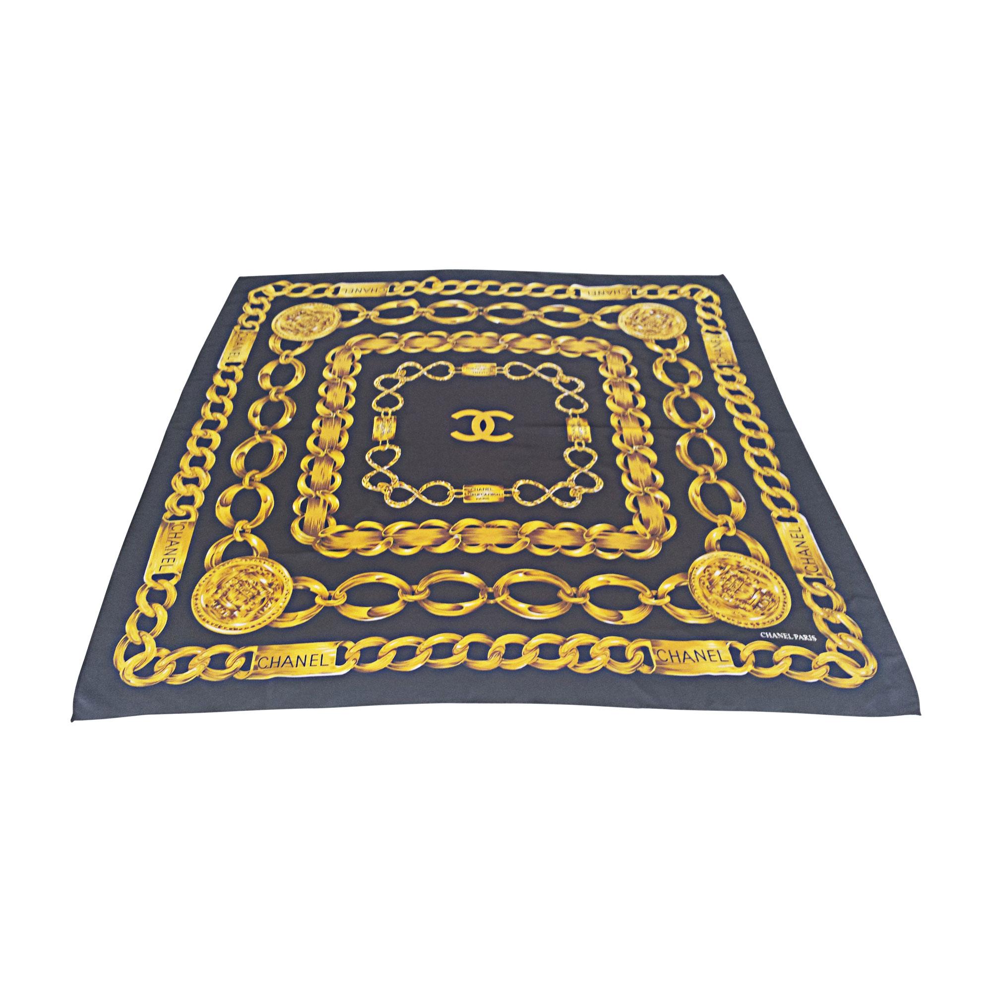 Foulard CHANEL noir vendu par Offredirecte - 4626308 2f7b7437b2a