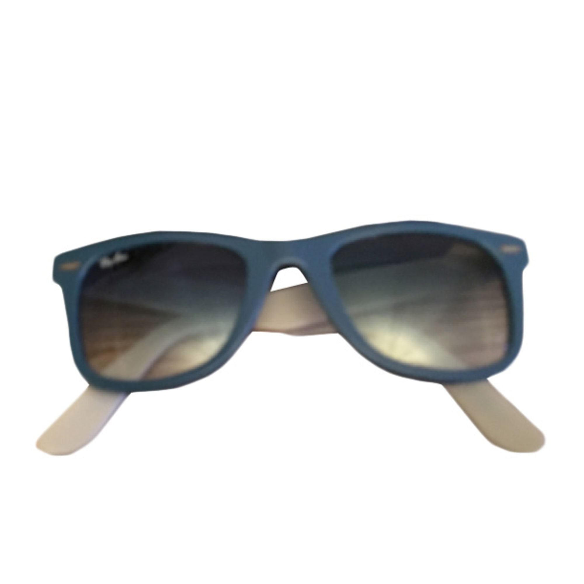 42372009e7 Lunettes de soleil RAY-BAN Bleu, bleu marine, bleu turquoise