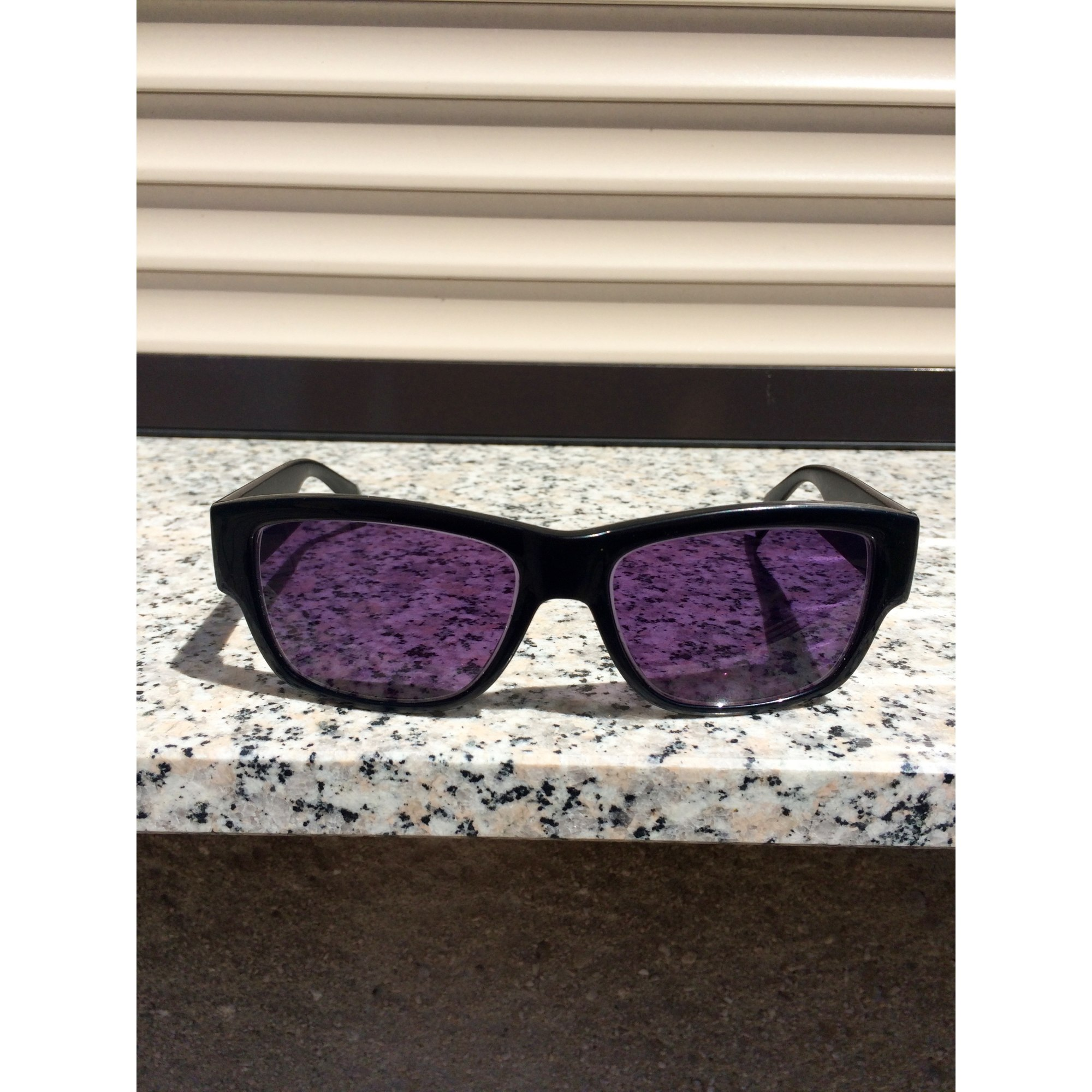 65462923d5c7f7 Lunettes de soleil ALAIN AFFLELOU noir vendu par Retrohipster - 4652053