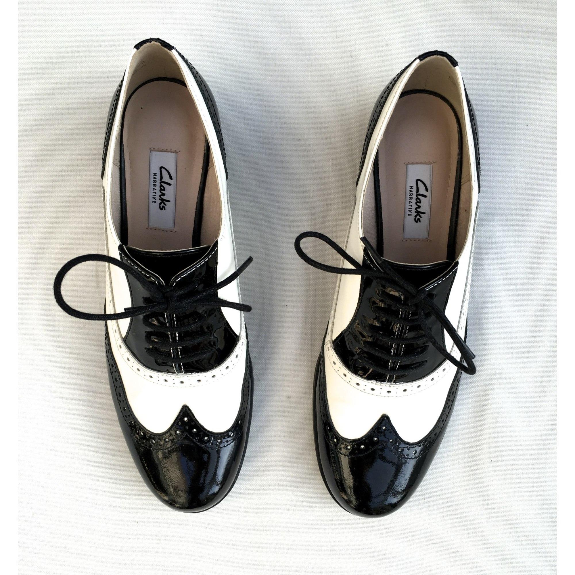 Chaussures à lacets  CLARKS Multicouleur