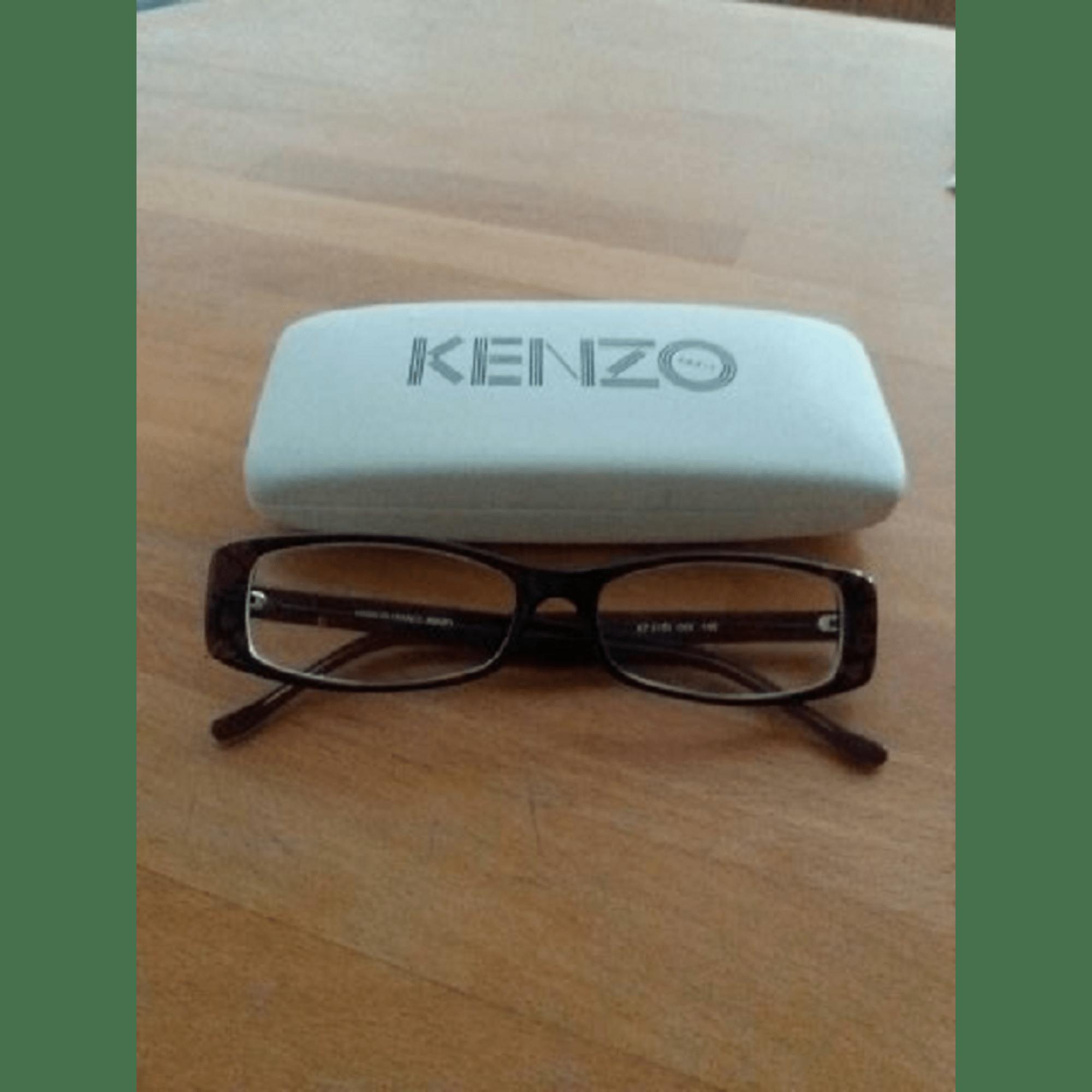 5e49b327e20ab Monture de lunettes KENZO violet - 4670870