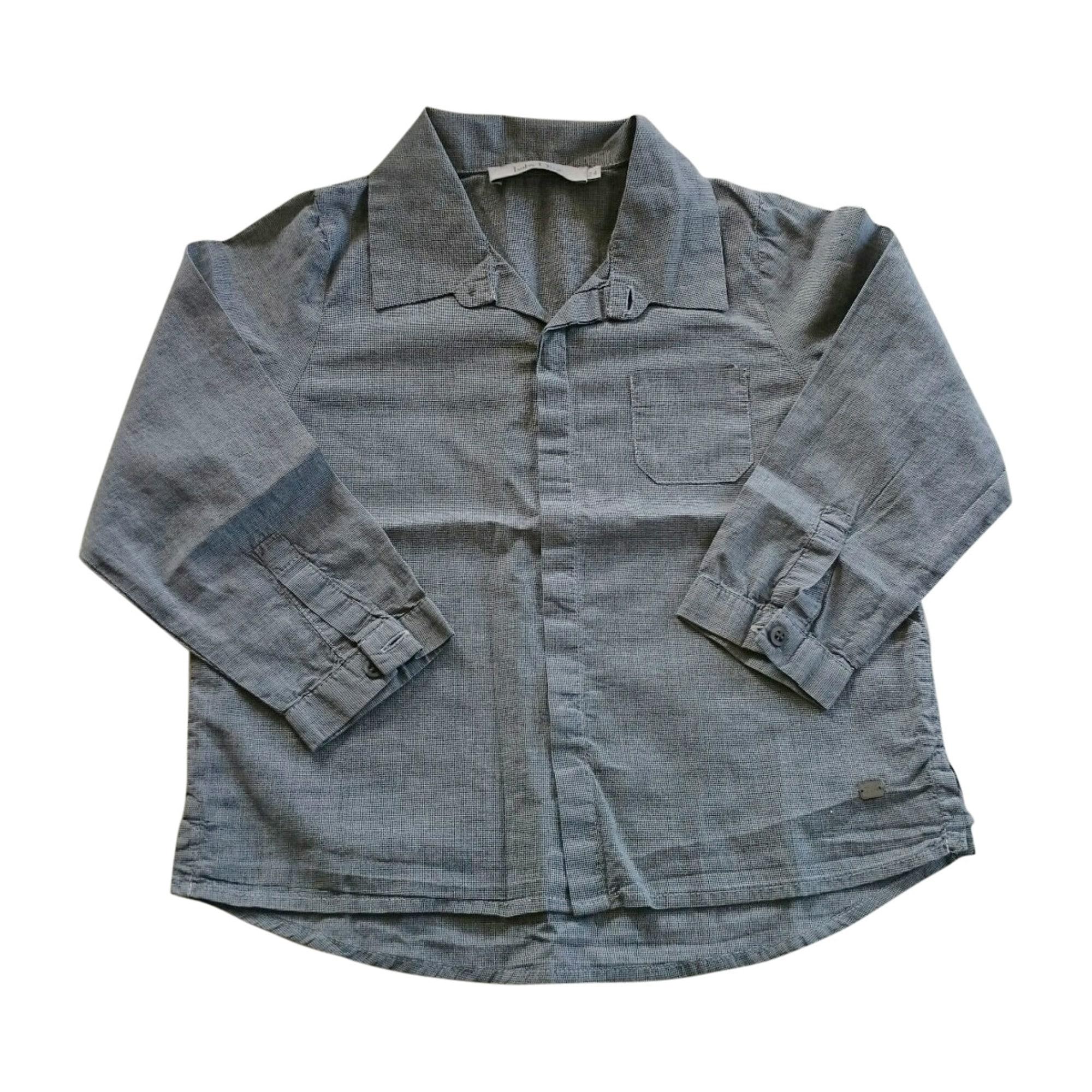 Shirt BABY DIOR Gray, charcoal