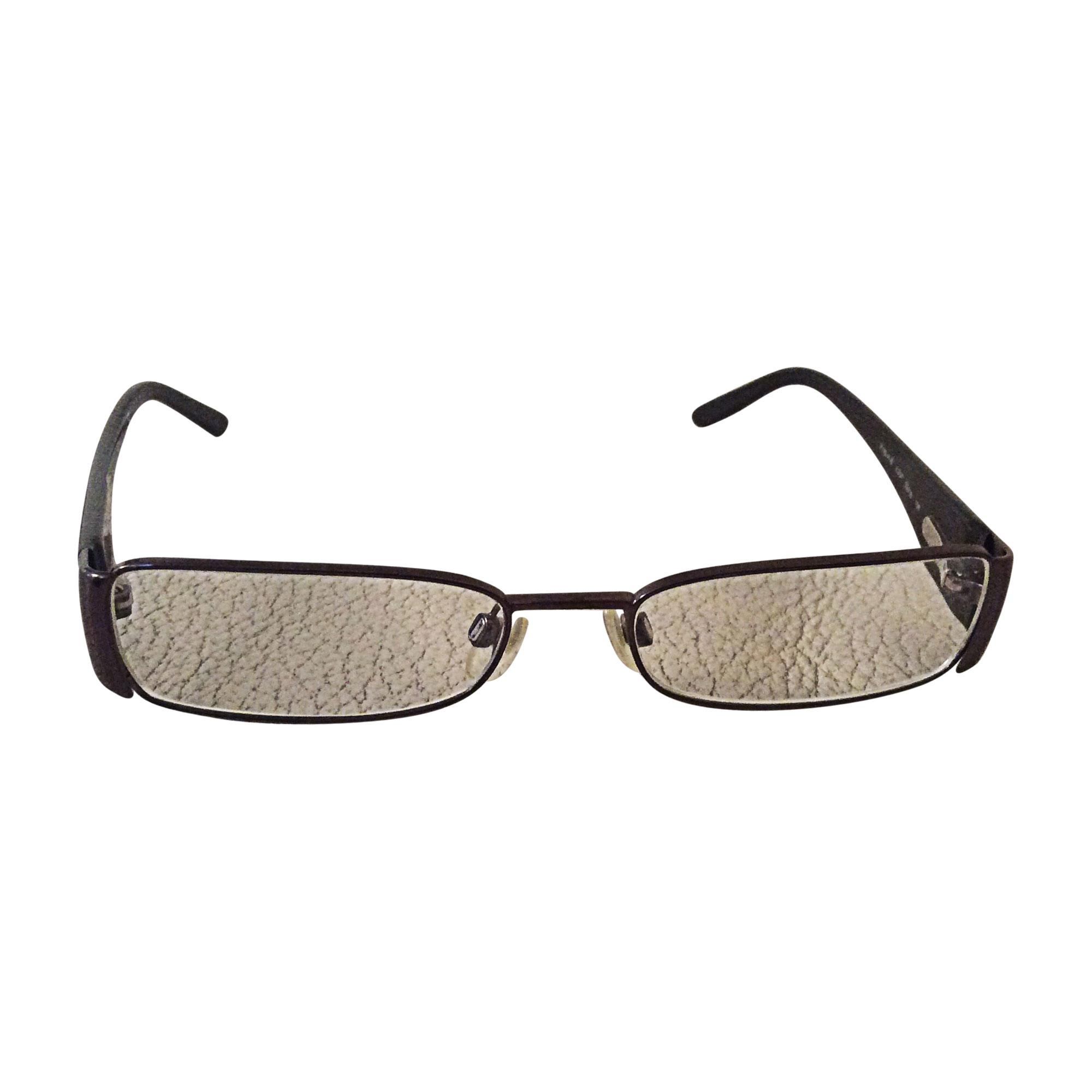 Monture de lunettes CHANEL marron vendu par Nathou60 - 4685142 a9f45fd30824