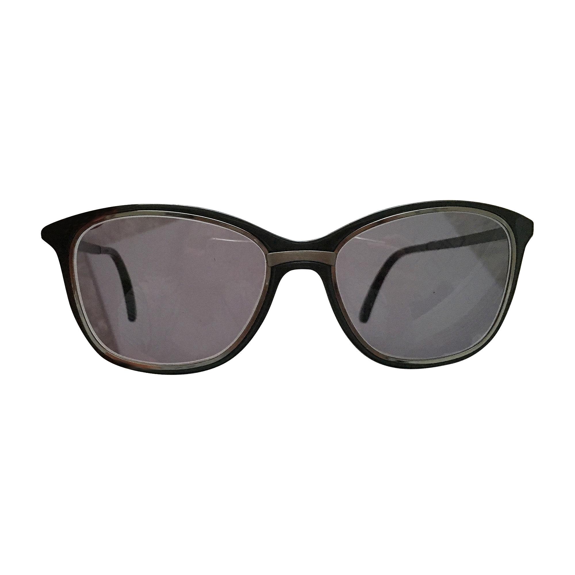 monture de lunettes chanel noir 4688202. Black Bedroom Furniture Sets. Home Design Ideas