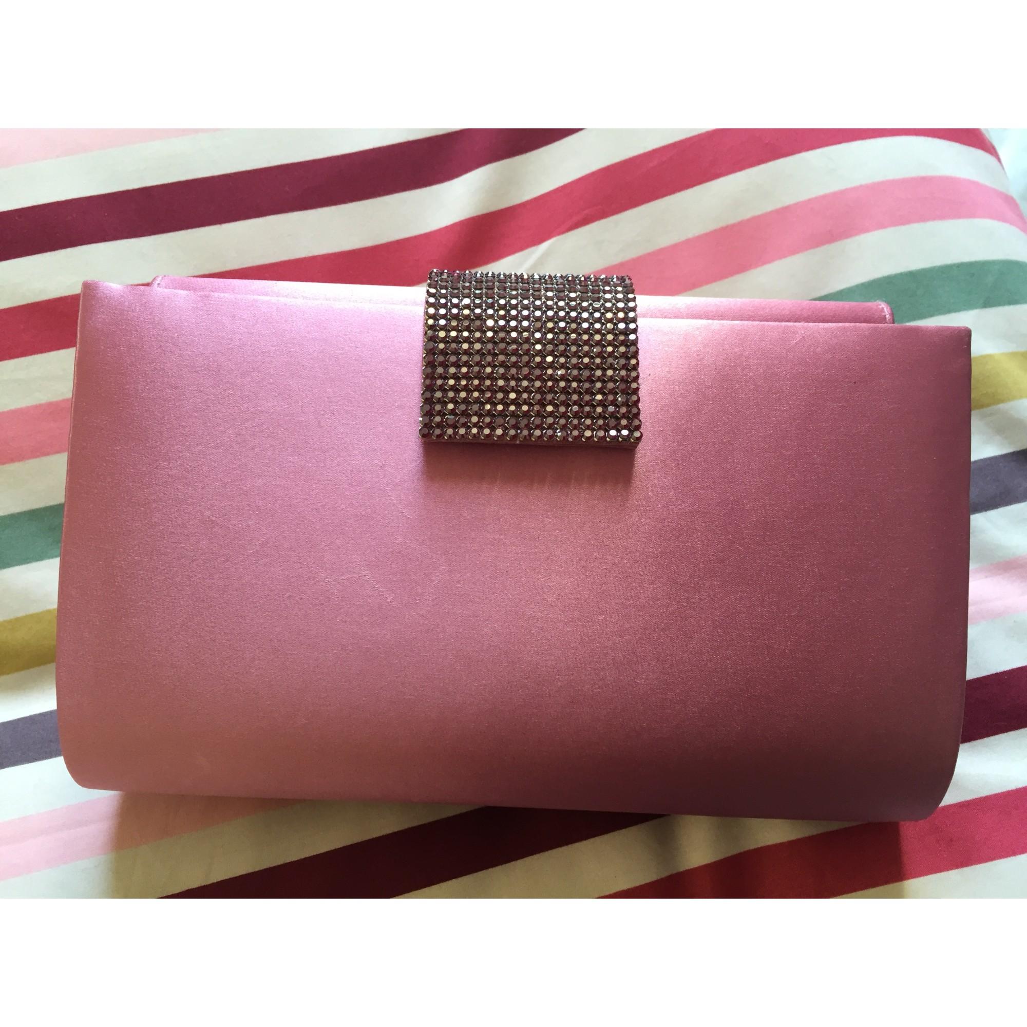 sac pochette en tissu swarovski rose 4692138. Black Bedroom Furniture Sets. Home Design Ideas