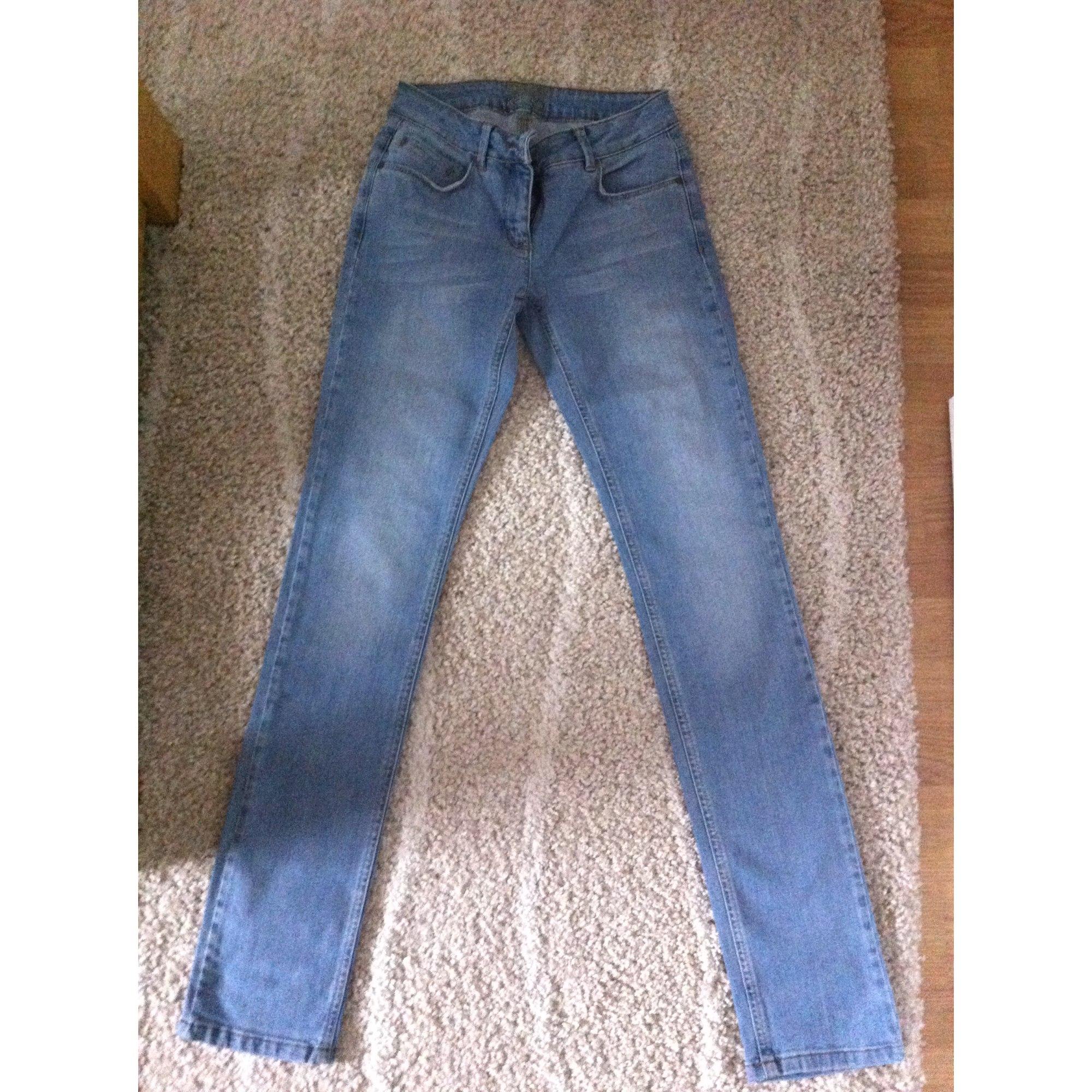 Jeans droit KOOKAI W27 (T 36) bleu vendu par La boutique de france ... fcf4337e2
