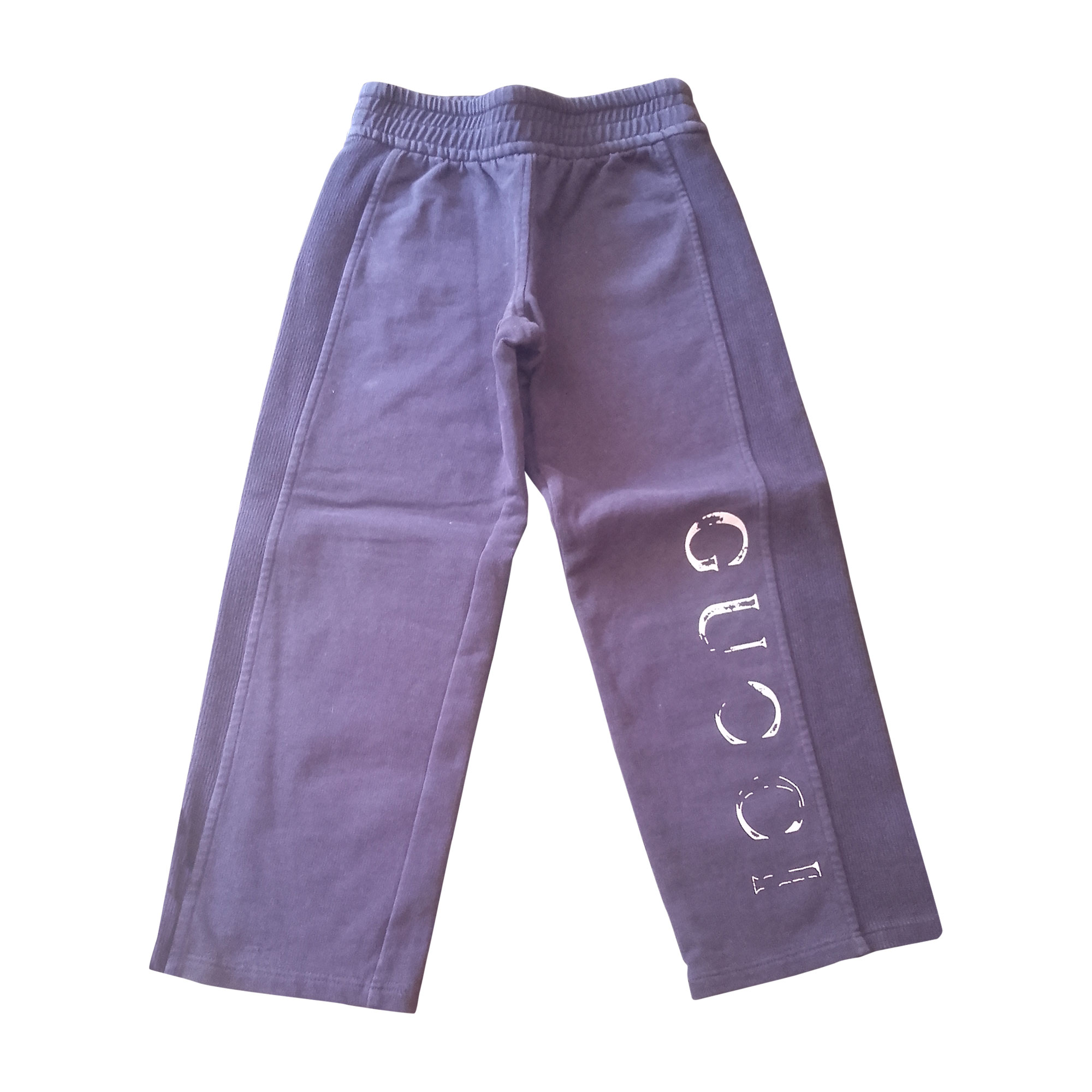 Pants GUCCI Blue, navy, turquoise