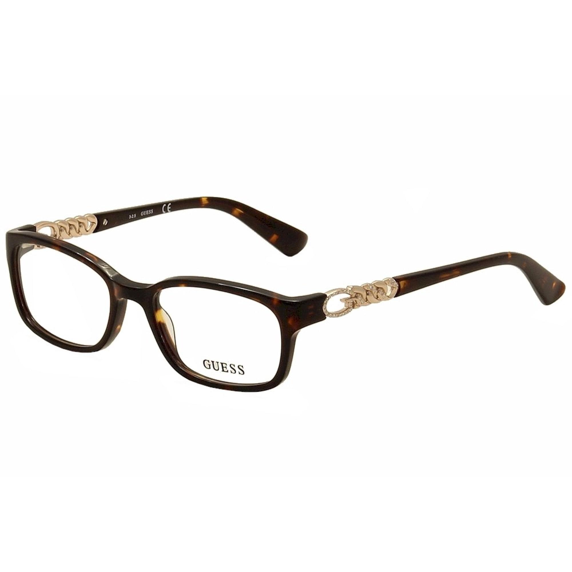 Monture de lunettes GUESS GU2558 multicouleur - 4781492 175c97e57fe2
