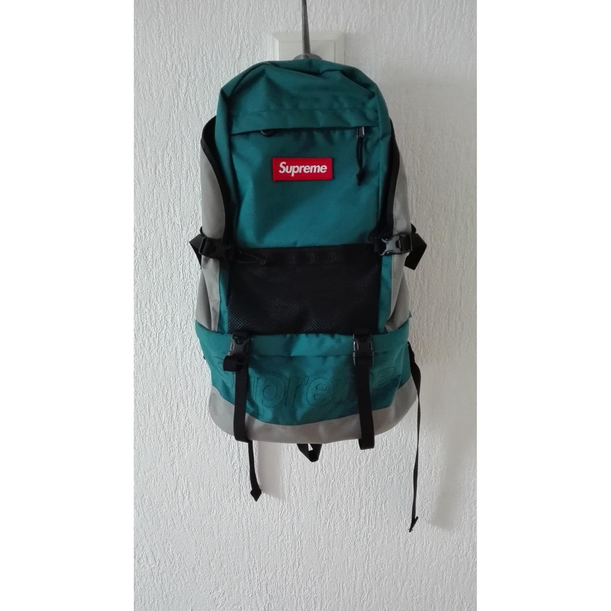 a63ff1ffc4 Backpack SUPREME blue vendu par Kvn bnt - 4798638