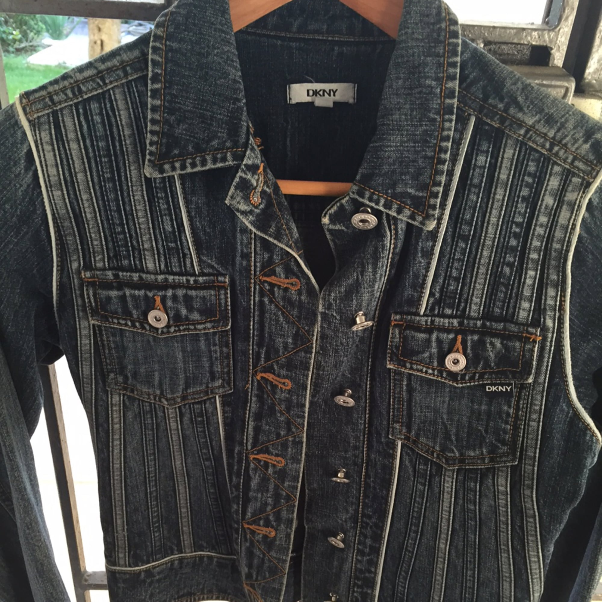 Vêtements Pour Jeans Femme Taille Dkny 35 tQBxosrChd