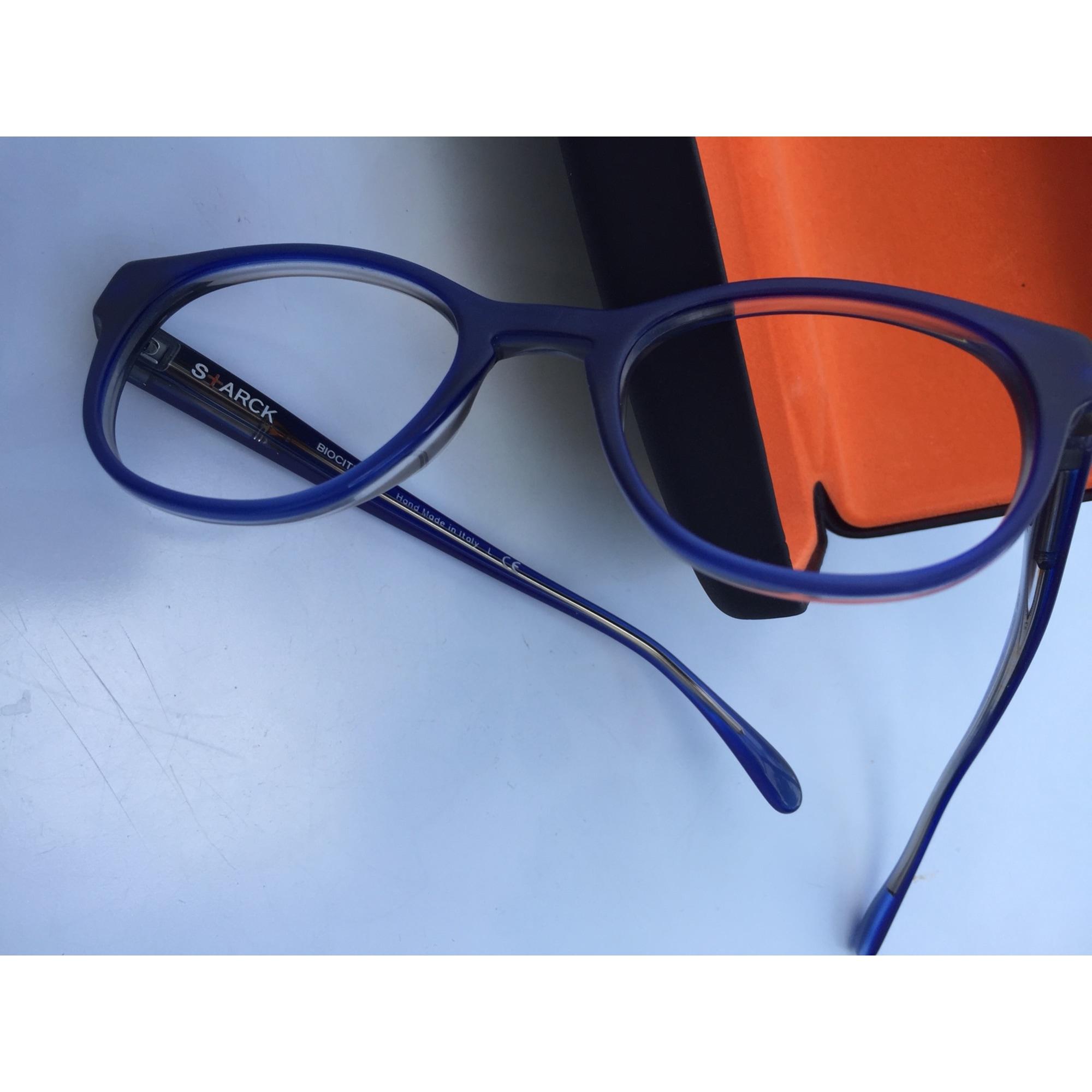 2d8977f7284461 Monture de lunettes STARCK - ALAIN MIKLI bleu - 4820831